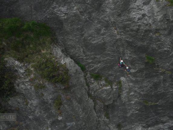 Fallbach Klettersteig Vorarlberg : Vorarlberg neuer klettersteig fallbach eröffnet