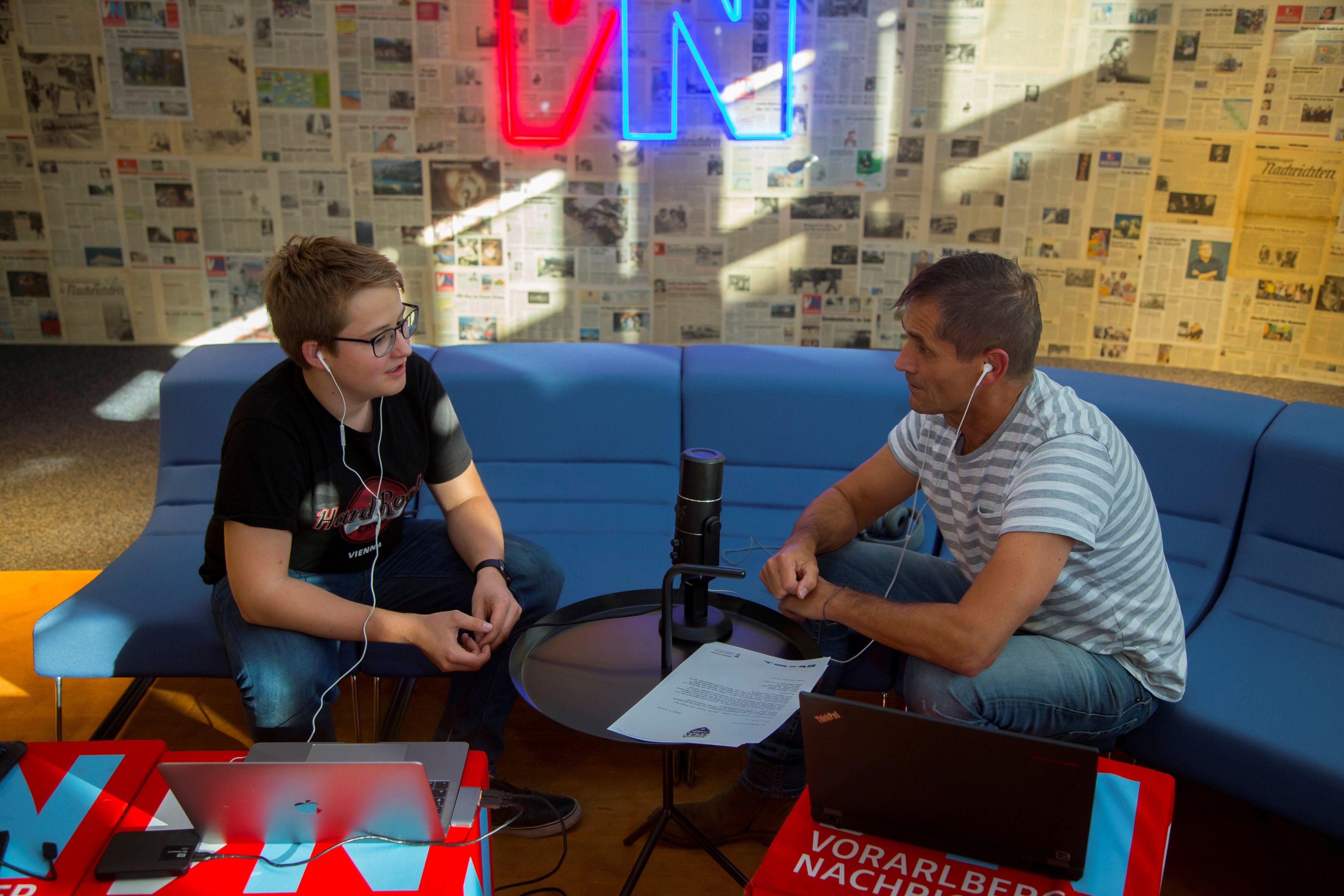 Neuer Podcast: VN-Fantribüne
