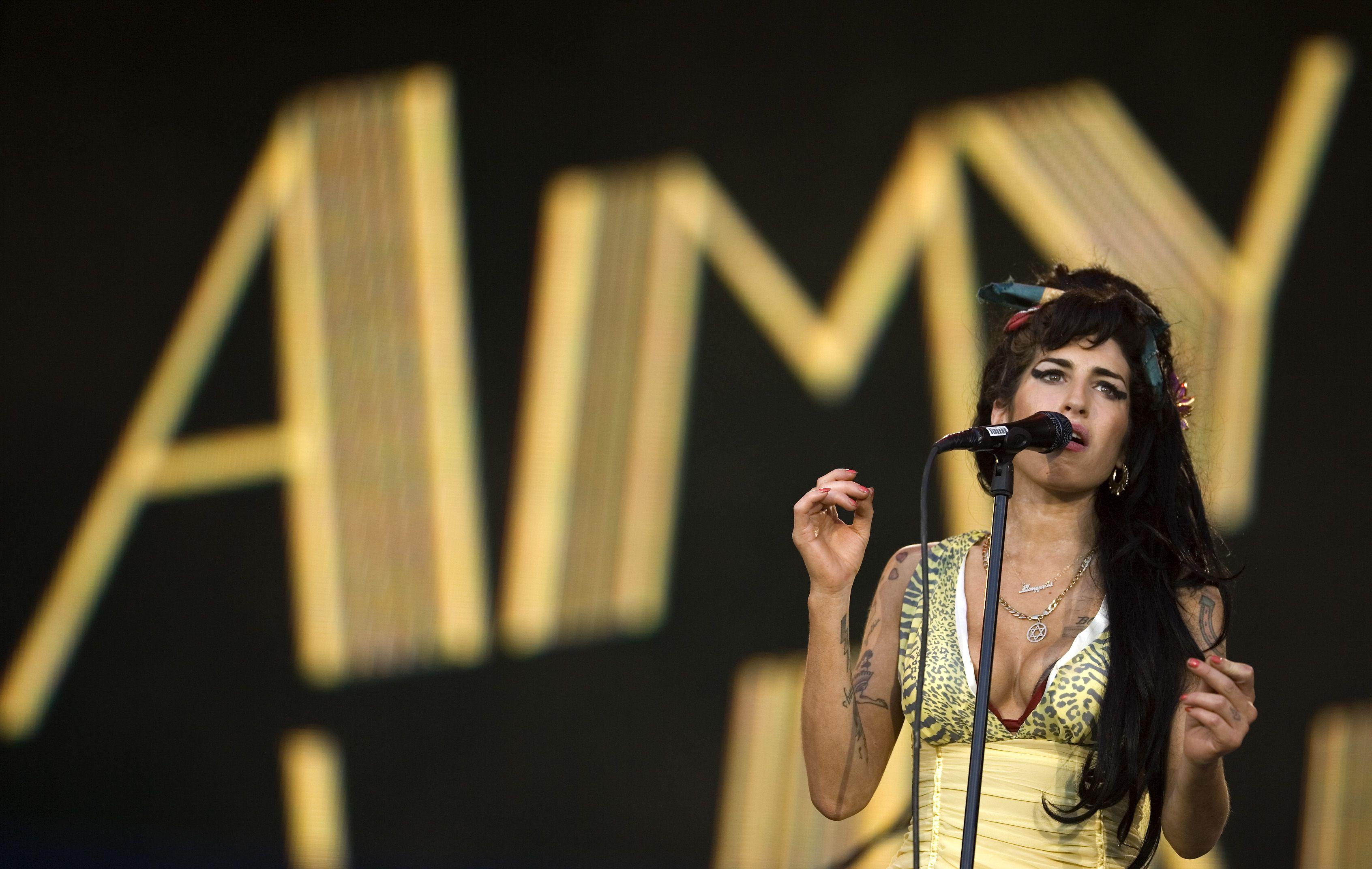 Amy Winehouse geht ab 2019 wieder auf Konzerttour - als Hologramm