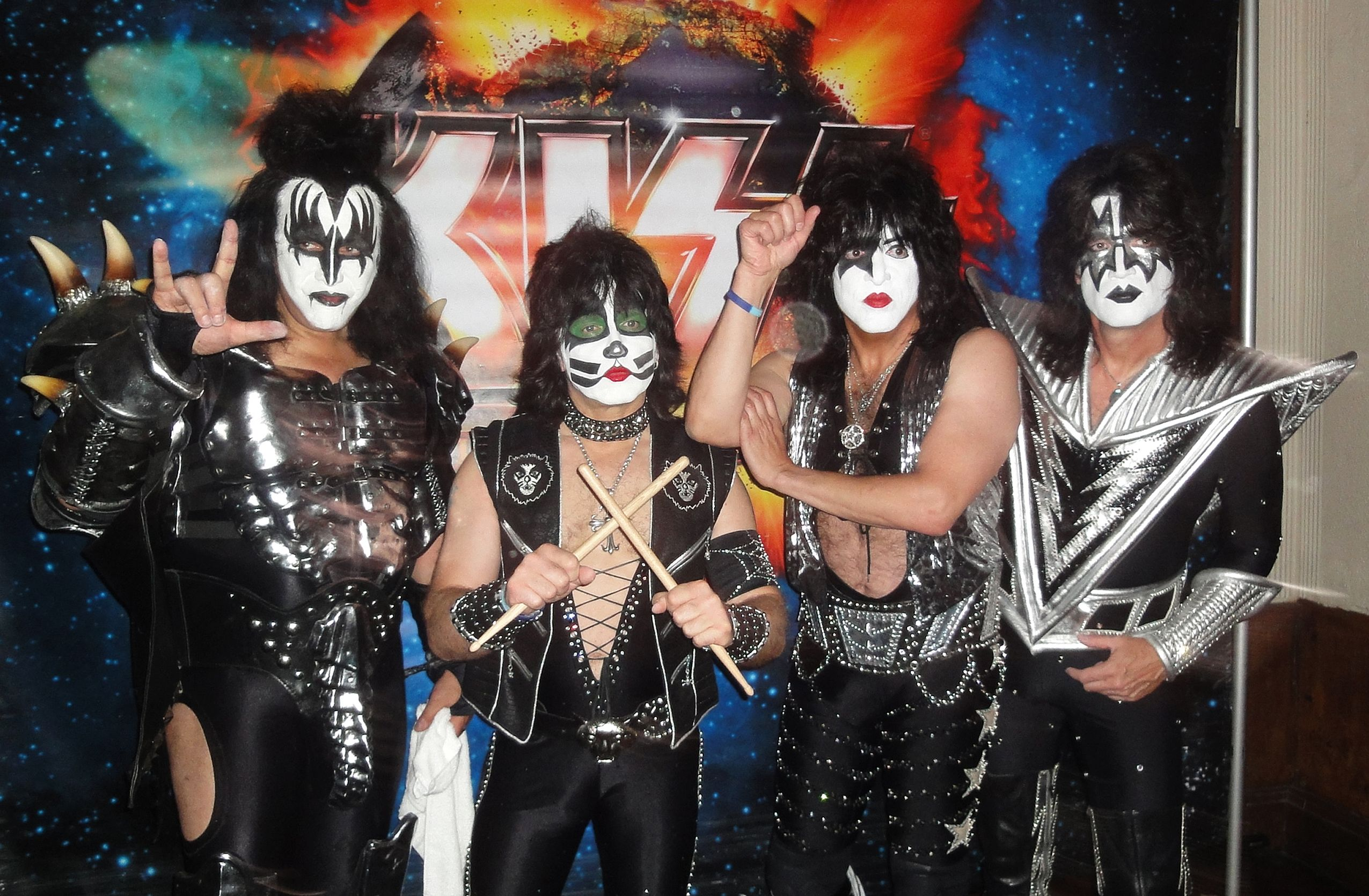 "Abschiedstour von Kiss 2019 in Wien: ""End of the Road"""