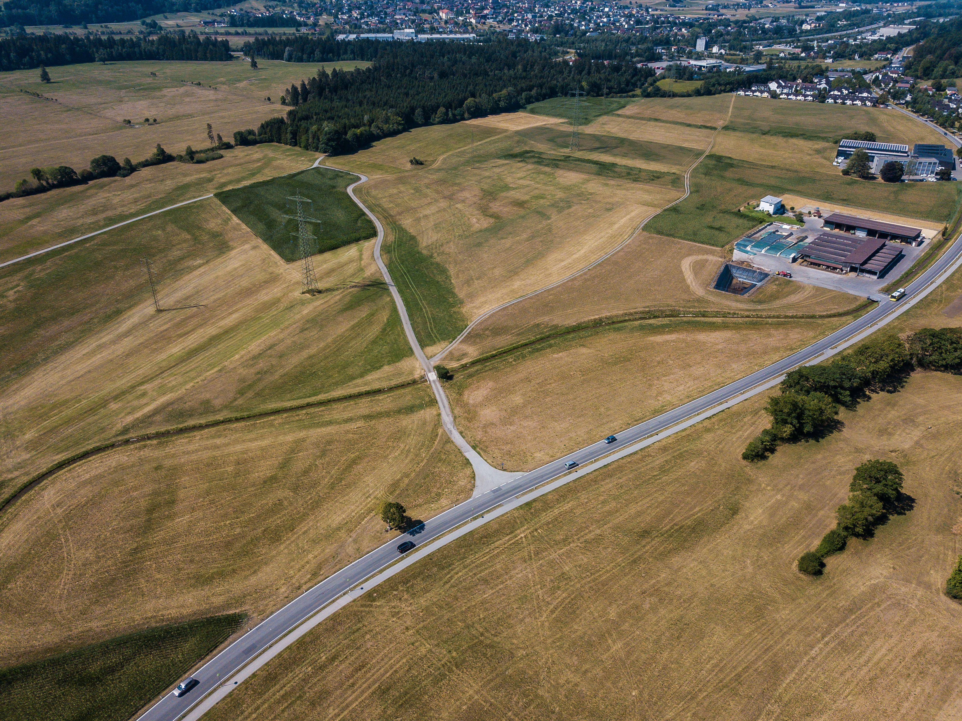Anhaltende Trockenheit: 4,5 Mio. Euro Schaden für Landwirtschaft