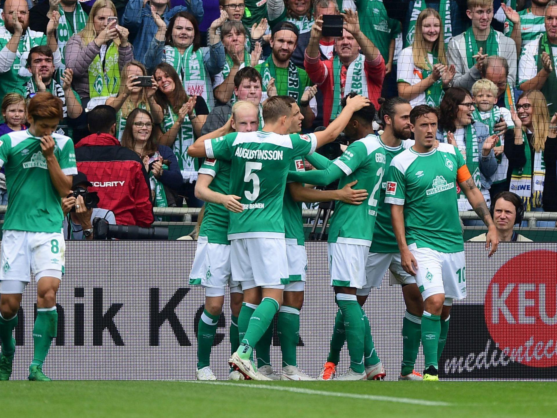 Werder Bremen Dauerkarte