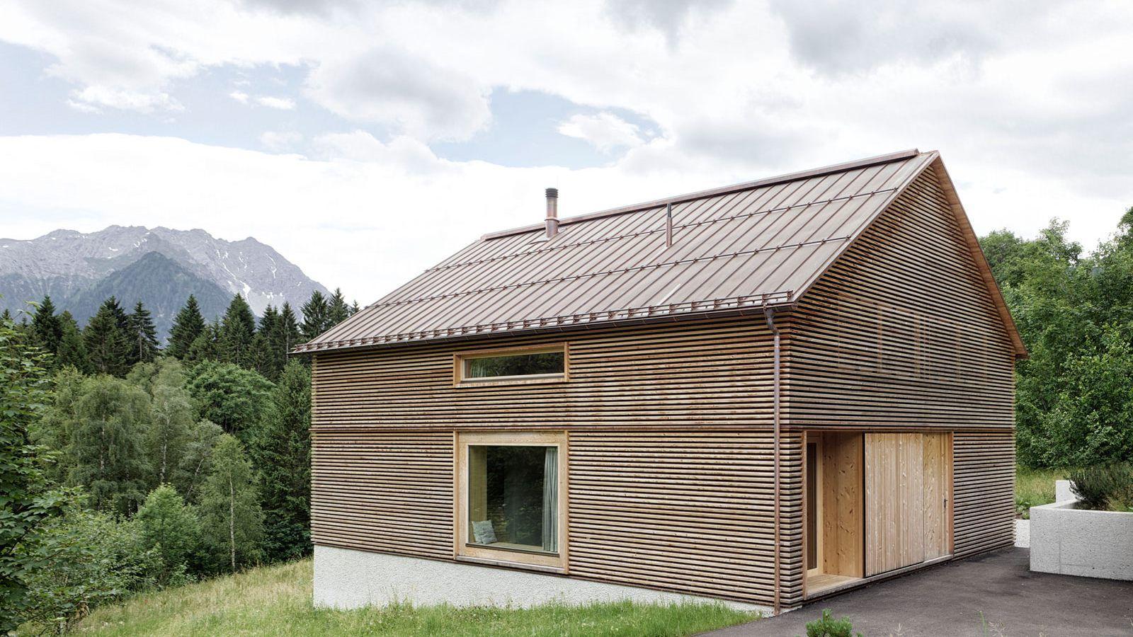 Vorarlberger architekten r umen bei wettbewerb mit einfamilienh usern ab vorarlberg vol at - Bekannte architekten ...