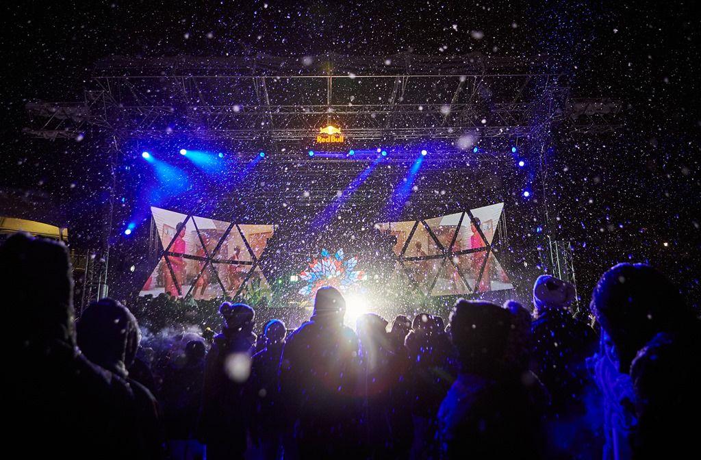 25 Jahre Rave on Snow: 3 Tage, 3 Nächte, 13 Floors und 80 Djs