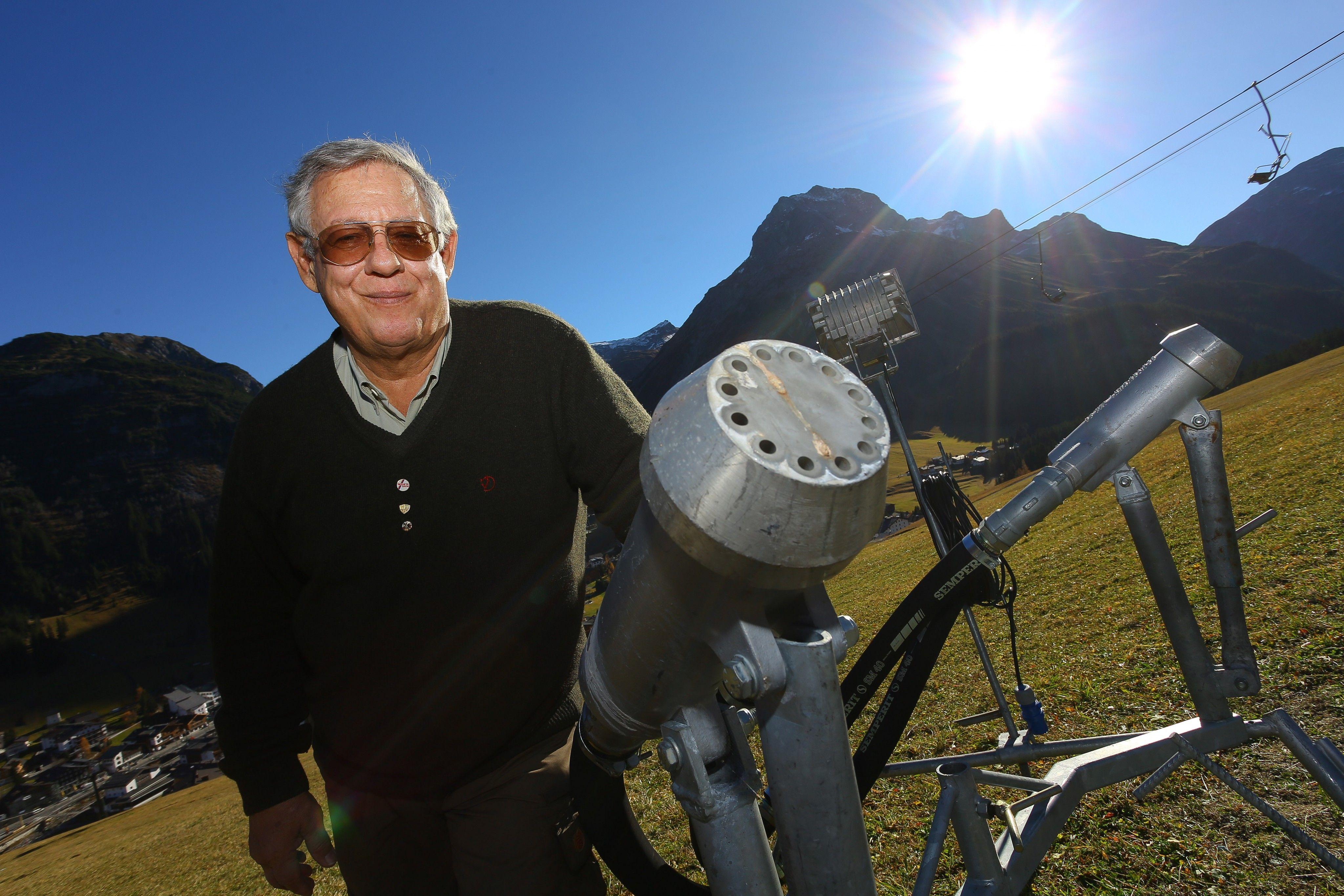 Vorarlberg: Schneeproduktion als Ausfallversicherung