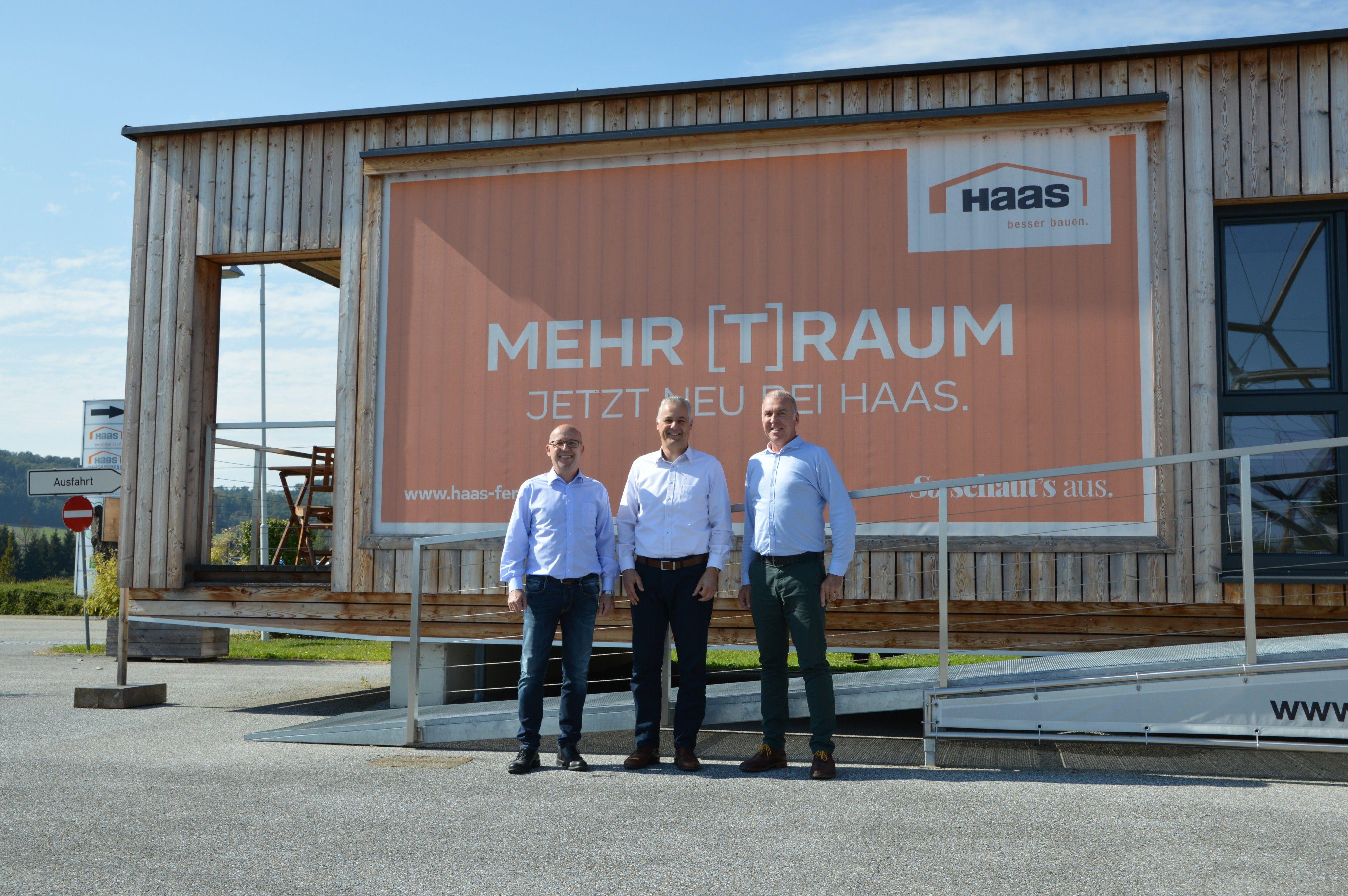 Fa. Haas wieder in Vorarlberg