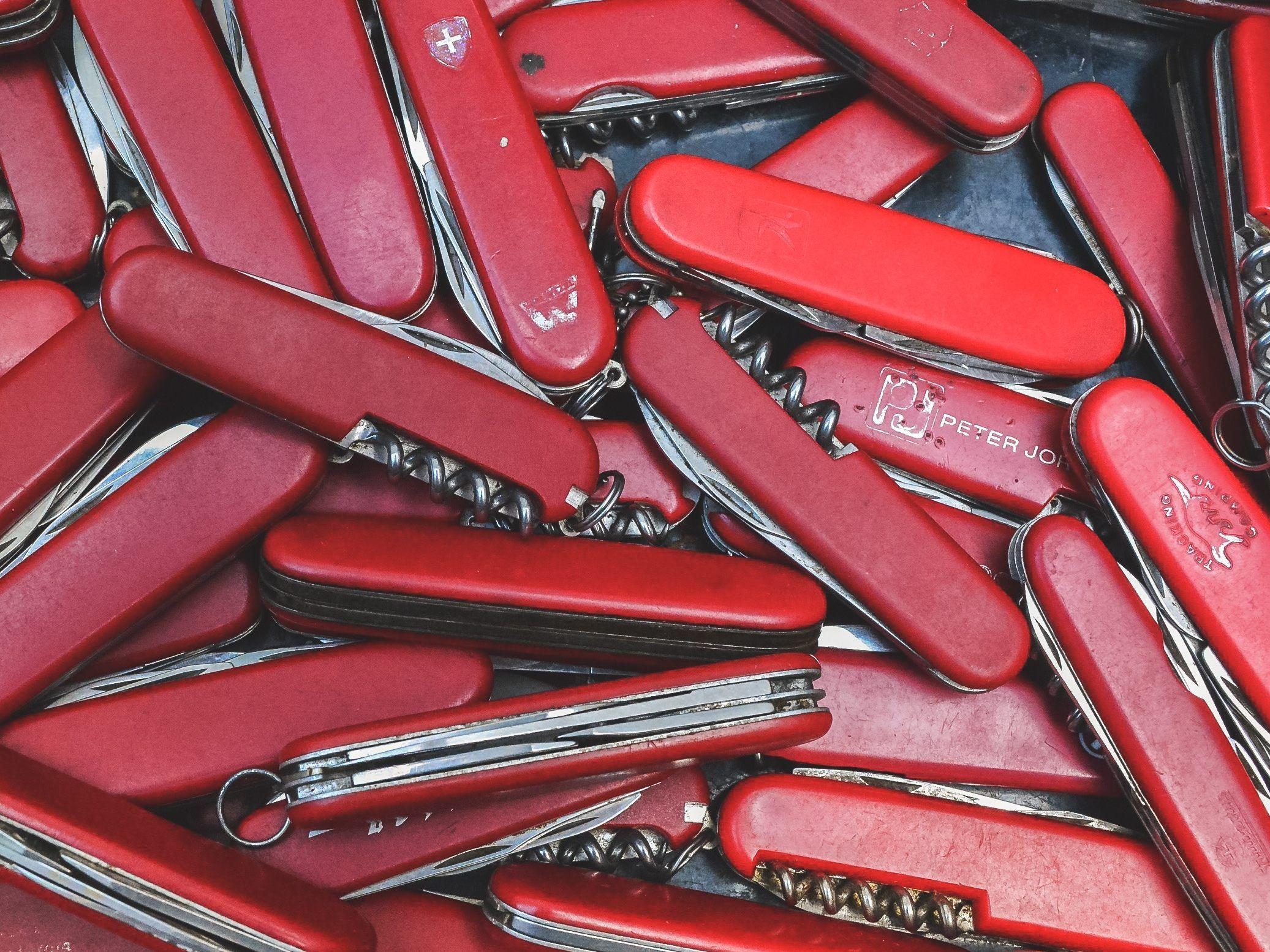 Victorinox - Schweizer Armee verklagt Schweizer Taschenmesser-Hersteller