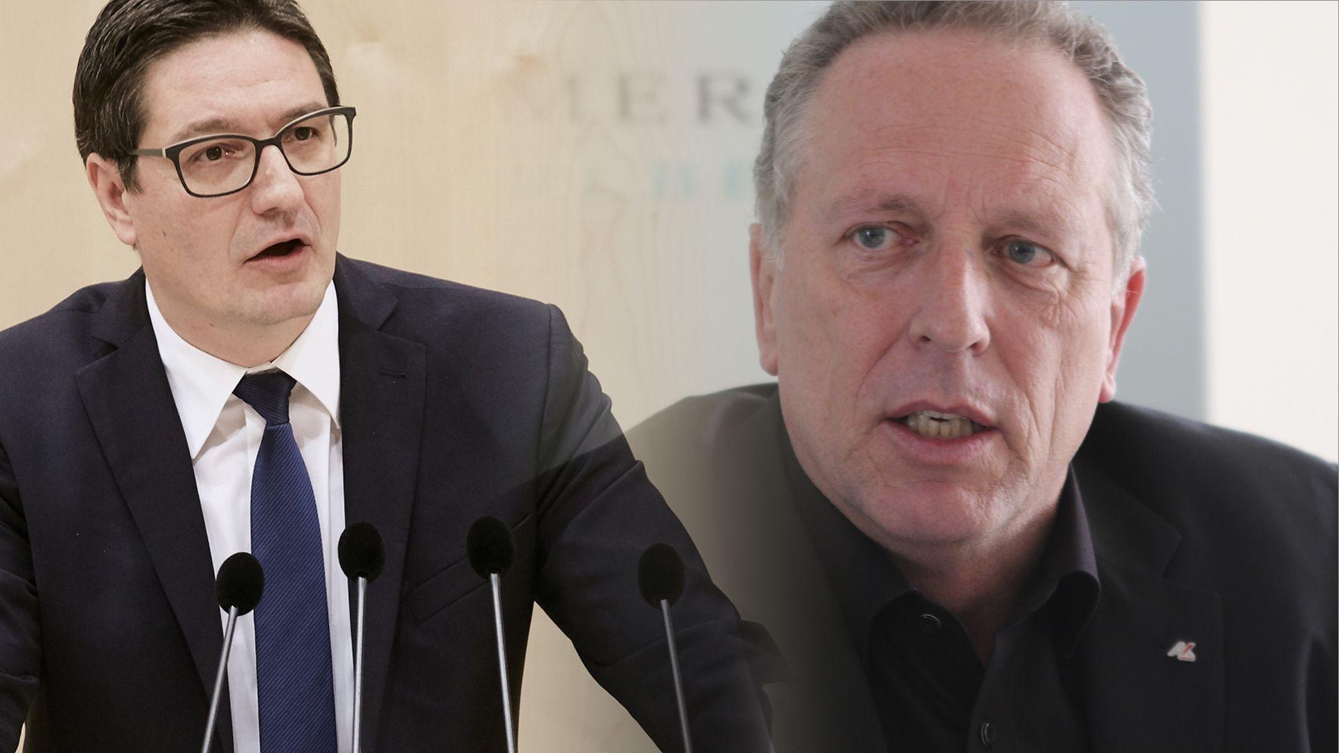 Vorarlberg: SPÖ kritisiert doppeltes Spiel von Hämmerle