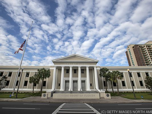 Der Supreme Court in Tallahassee