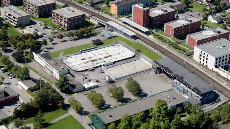 Vorarlberg: Stadt plant Neubau der Eislauf-Arena in Dornbirn