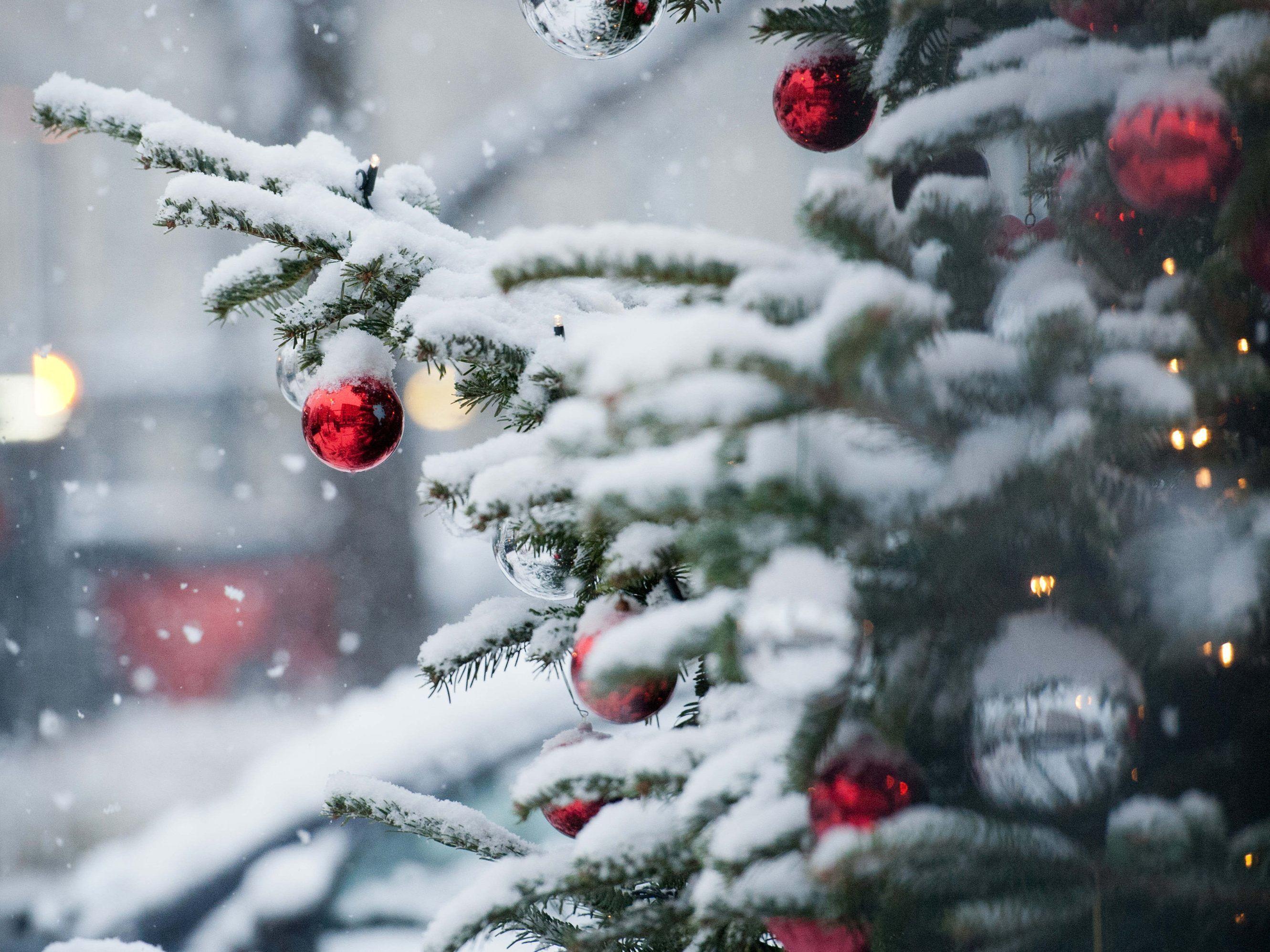Schneeprognose Weihnachten 2019.Weisse Weihnachten 2018 Wie Stehen Die Chancen Auf Schnee