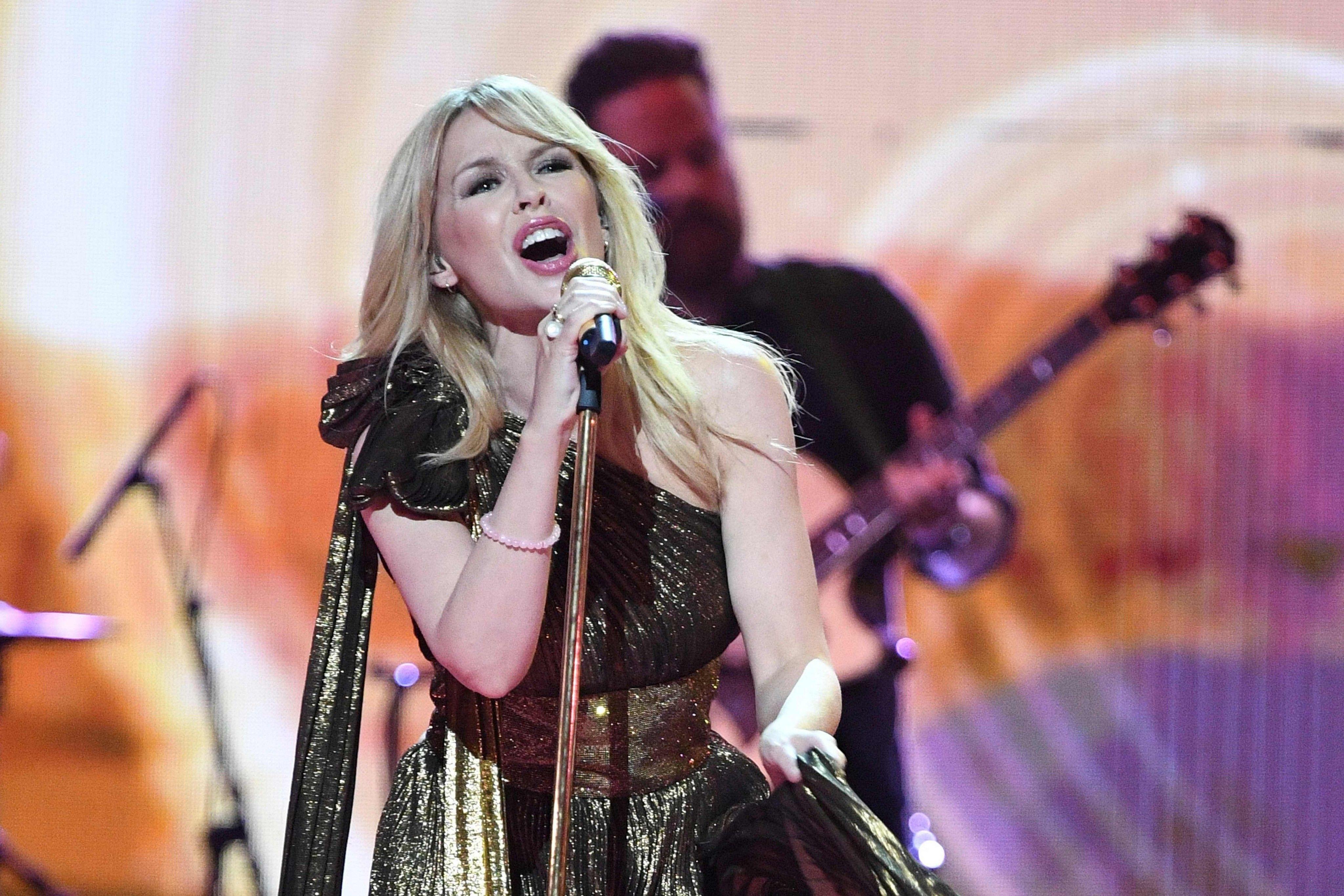 Kylie Minogue enttäuschte bei Konzert im Wiener Gasometer