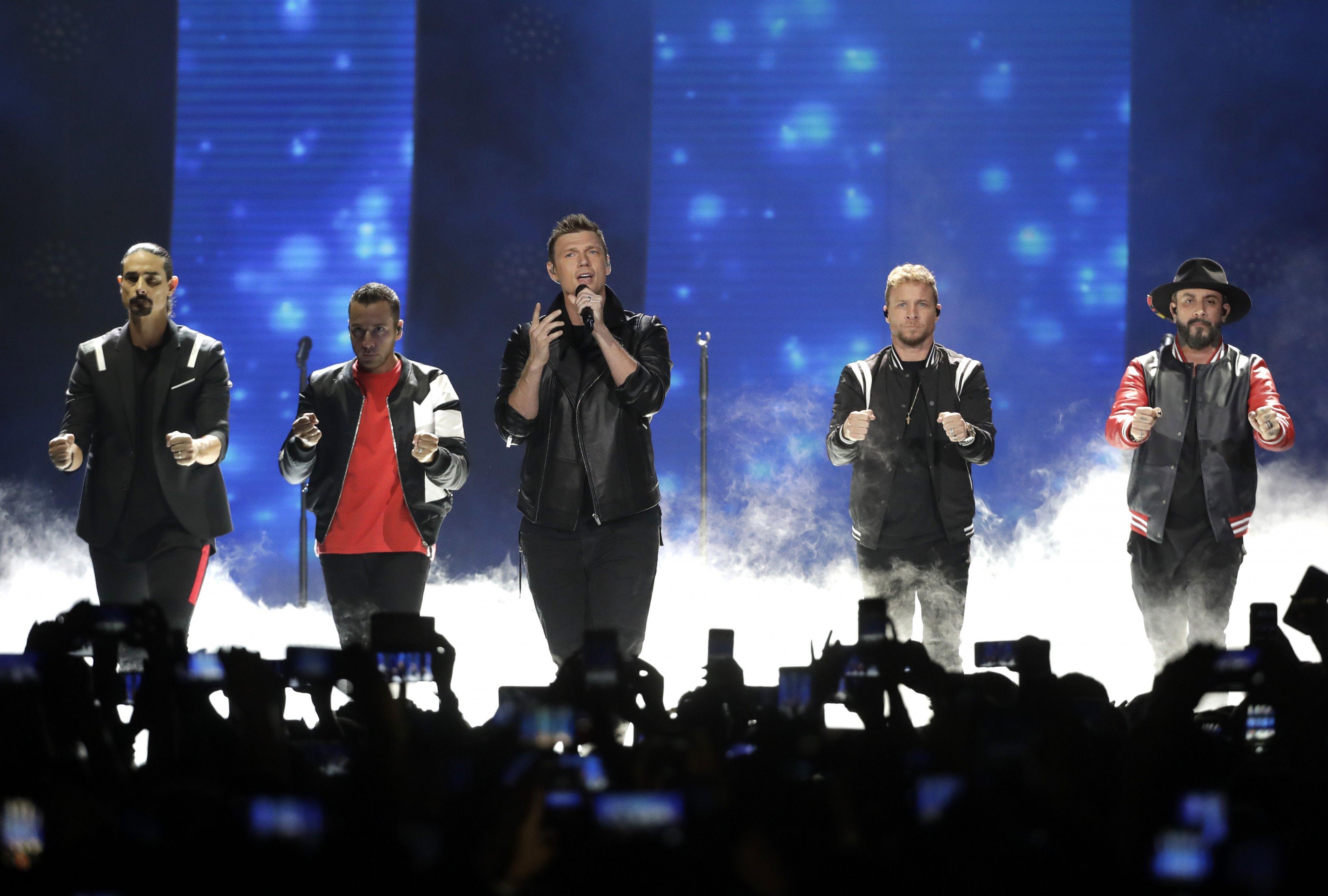 Backstreet Boys gastieren 2019 in der Wiener Stadthalle