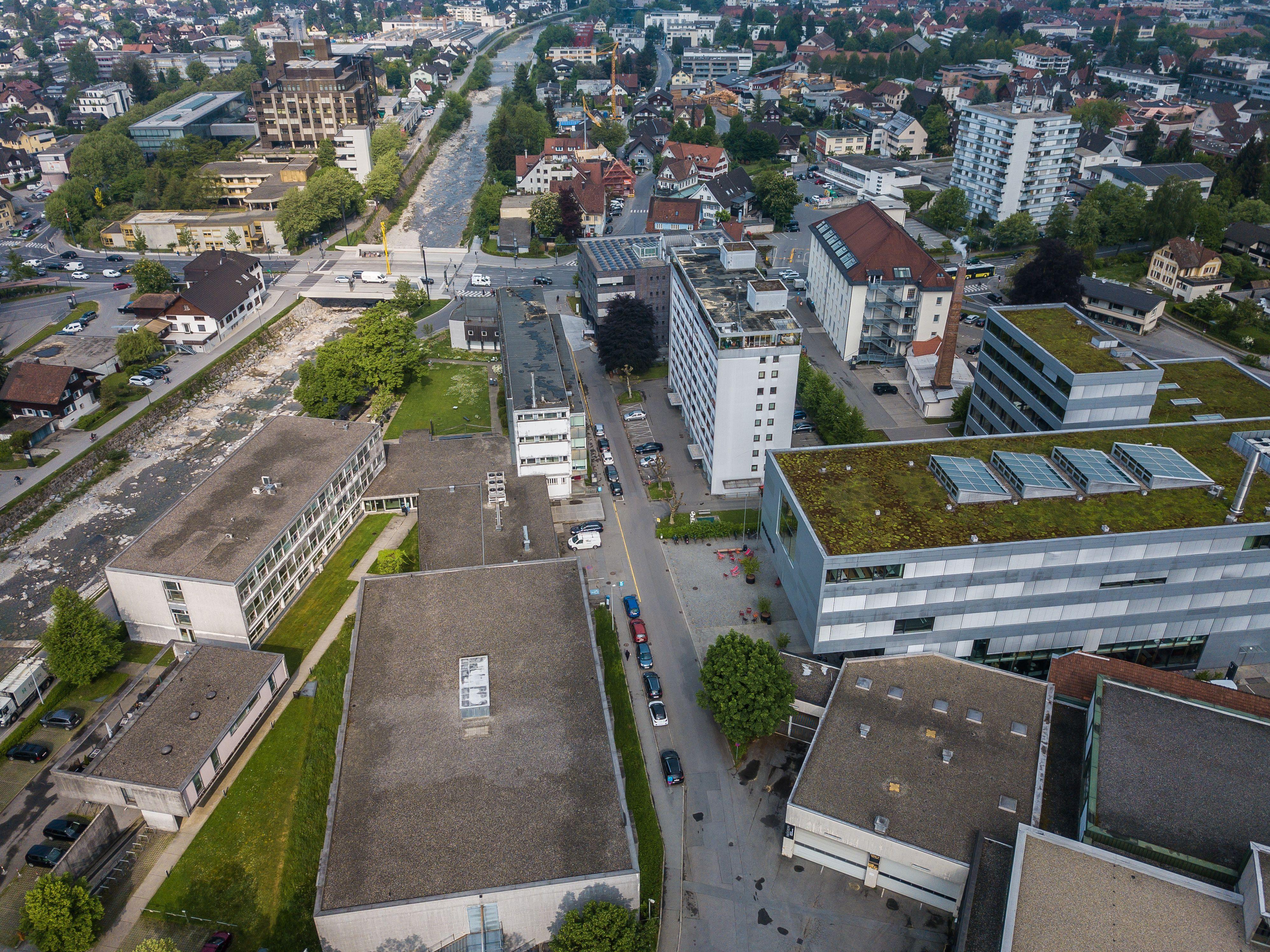 Live: Eröffnung des Forschungszentrums Digital Factory an der FH Vorarlberg