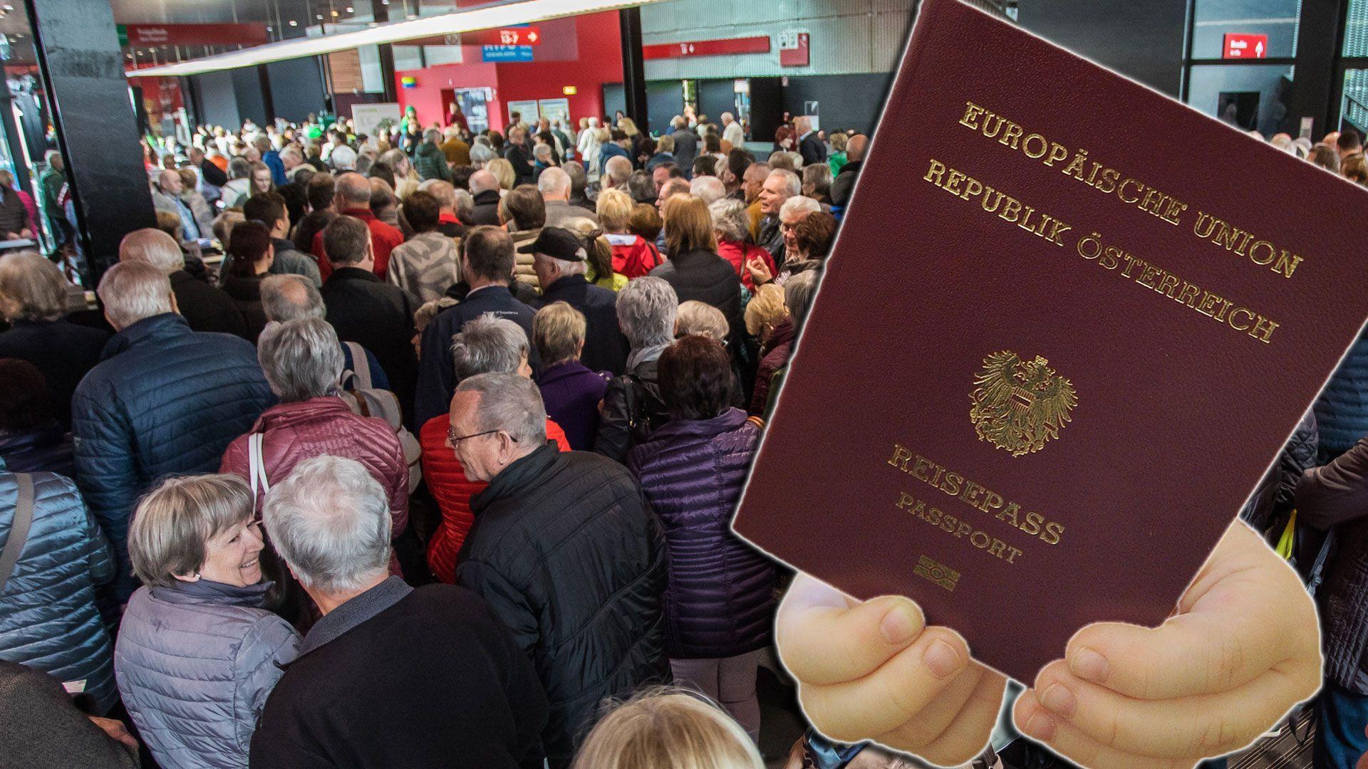 Zahl der Einbürgerungen in Vorarlberg stark gesunken