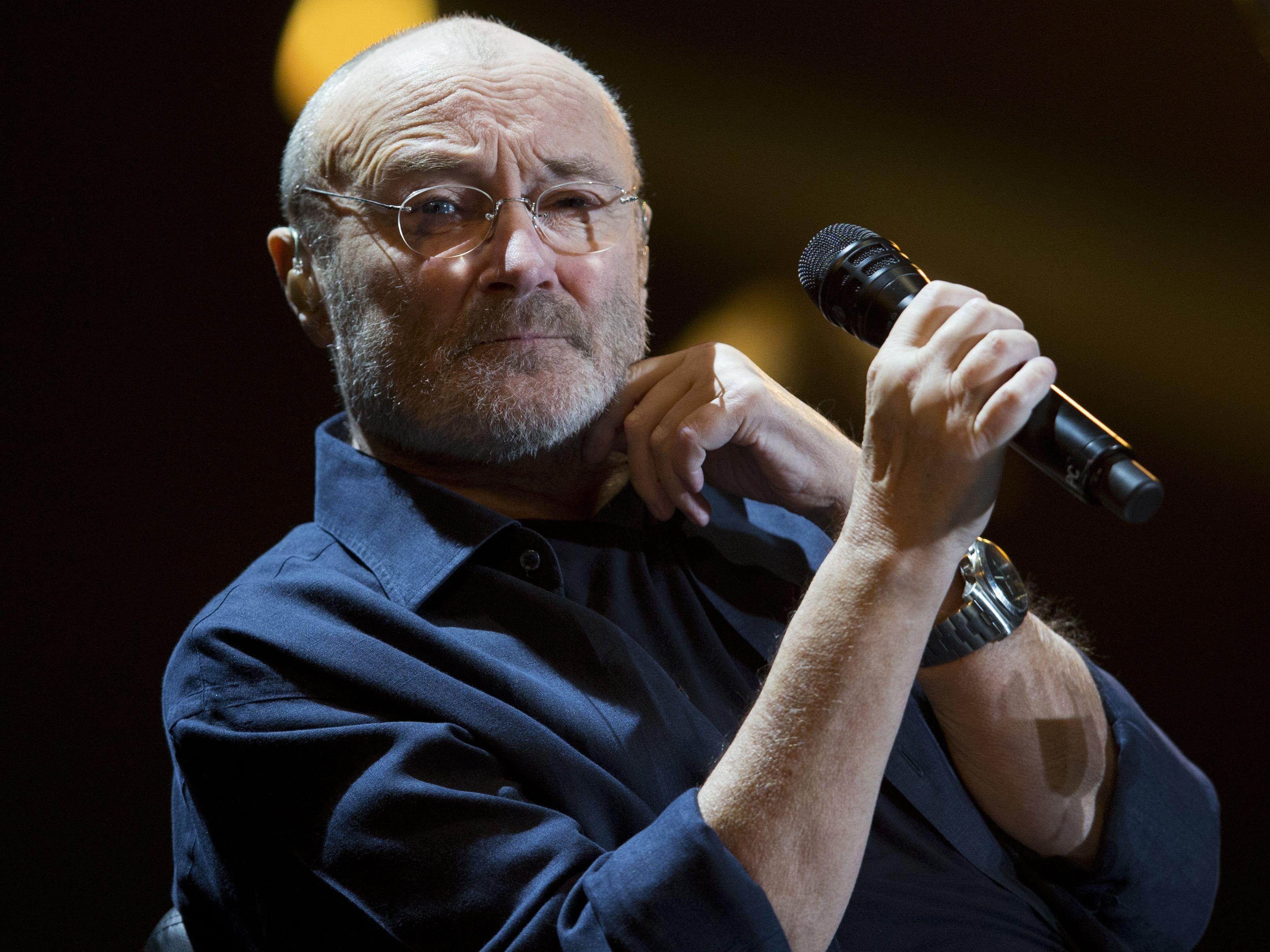 Auftritt im Rheinenergie-Stadion - Phil Collins kommt 2019 nach Köln