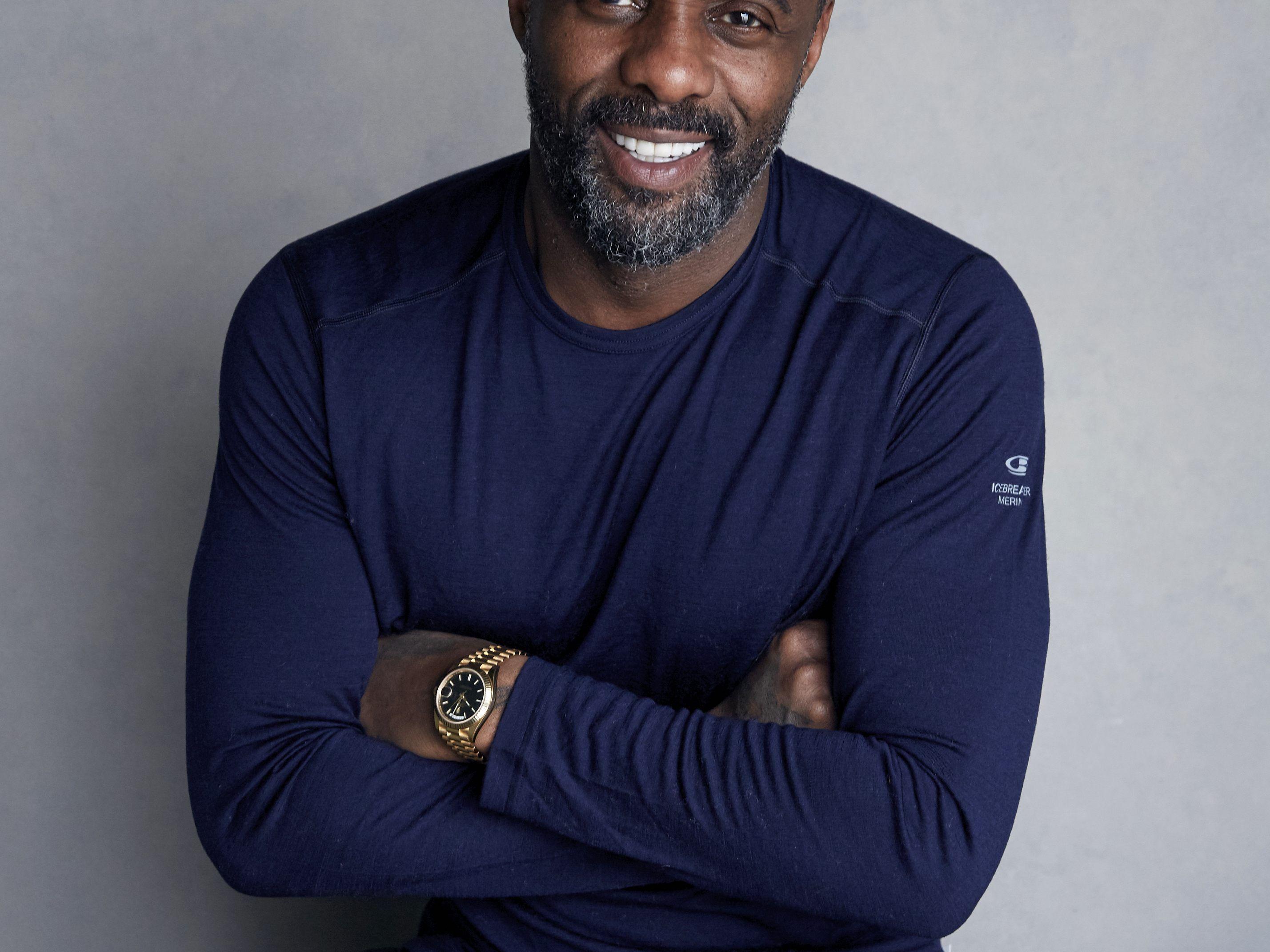 Idris Elba (46) ist