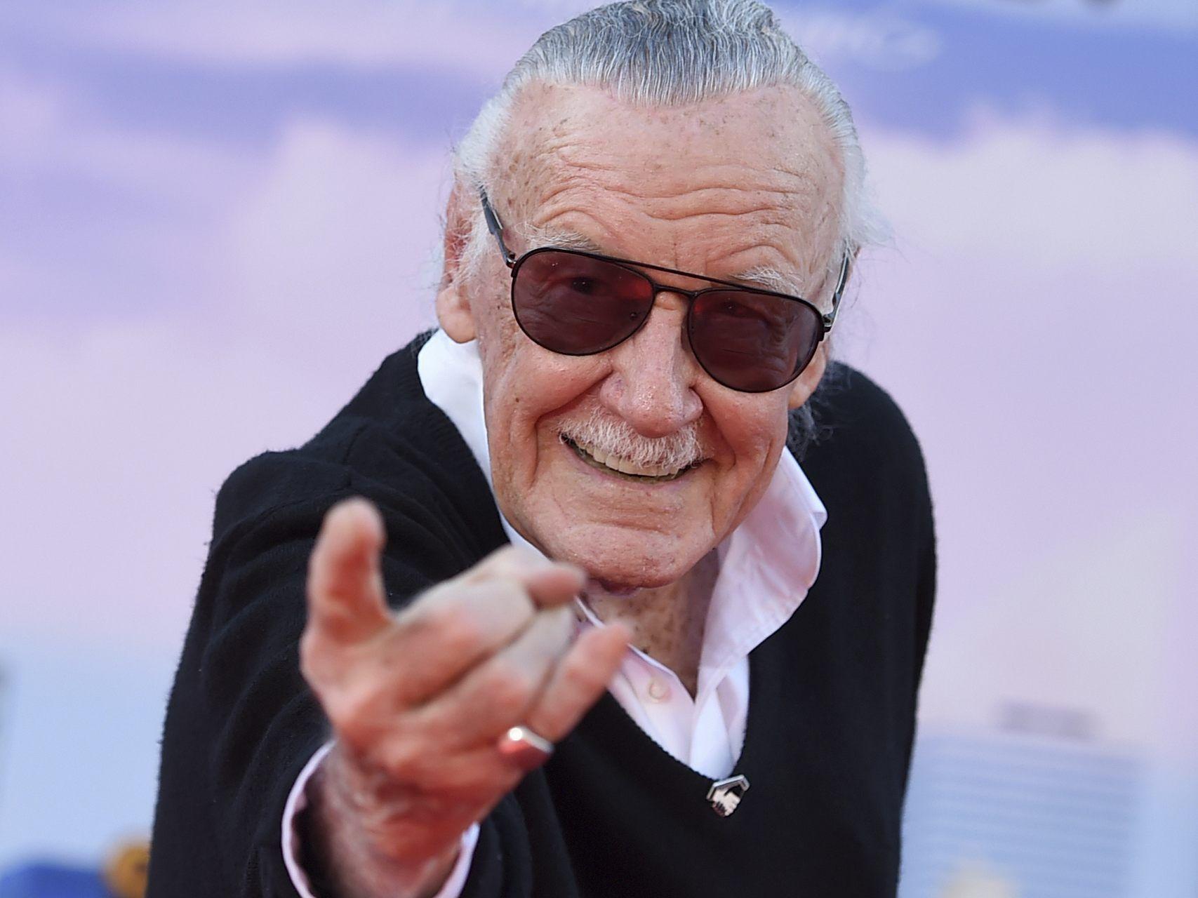 Stan Lee Alter