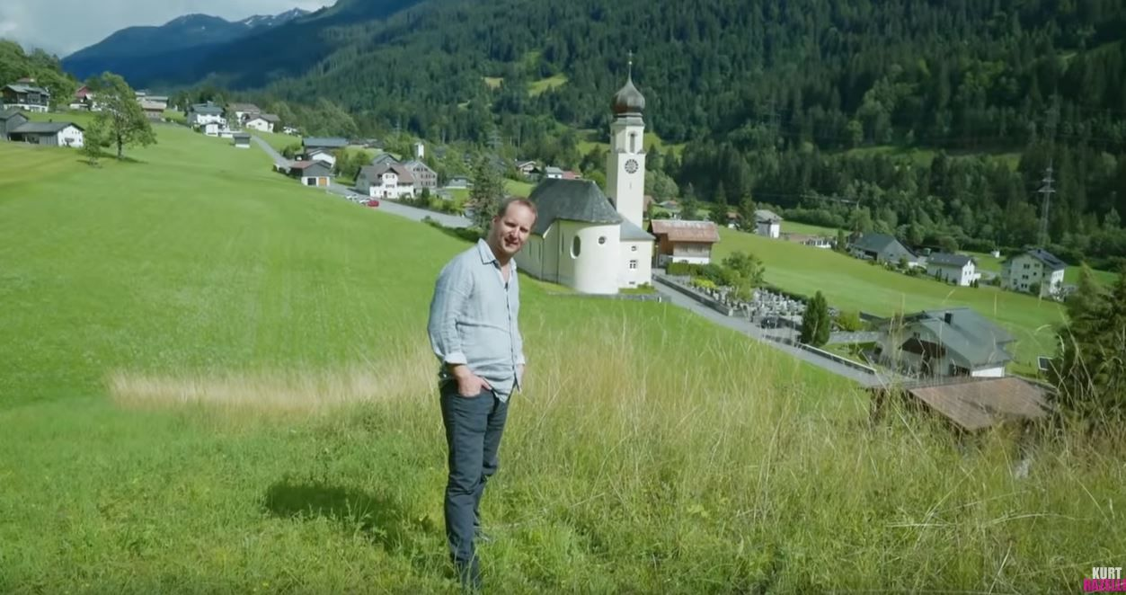 "Rap - Kurt Razelli feat. Matthias Strolz: ""Das ist mein Klostertal"""