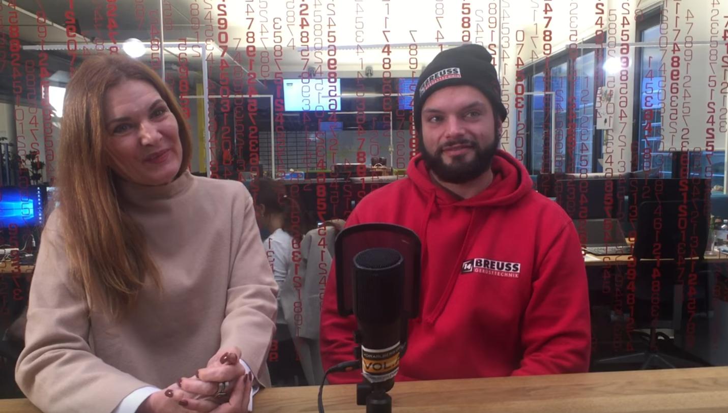 """""""The Voice of Germany"""": So war es für Chantal und Giuliano"""