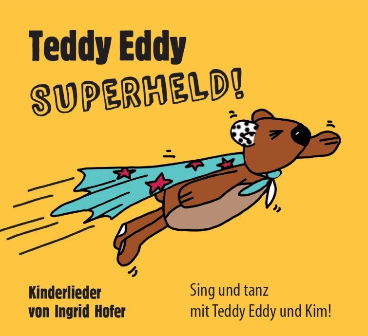 TeddyEddy-superheld-cover