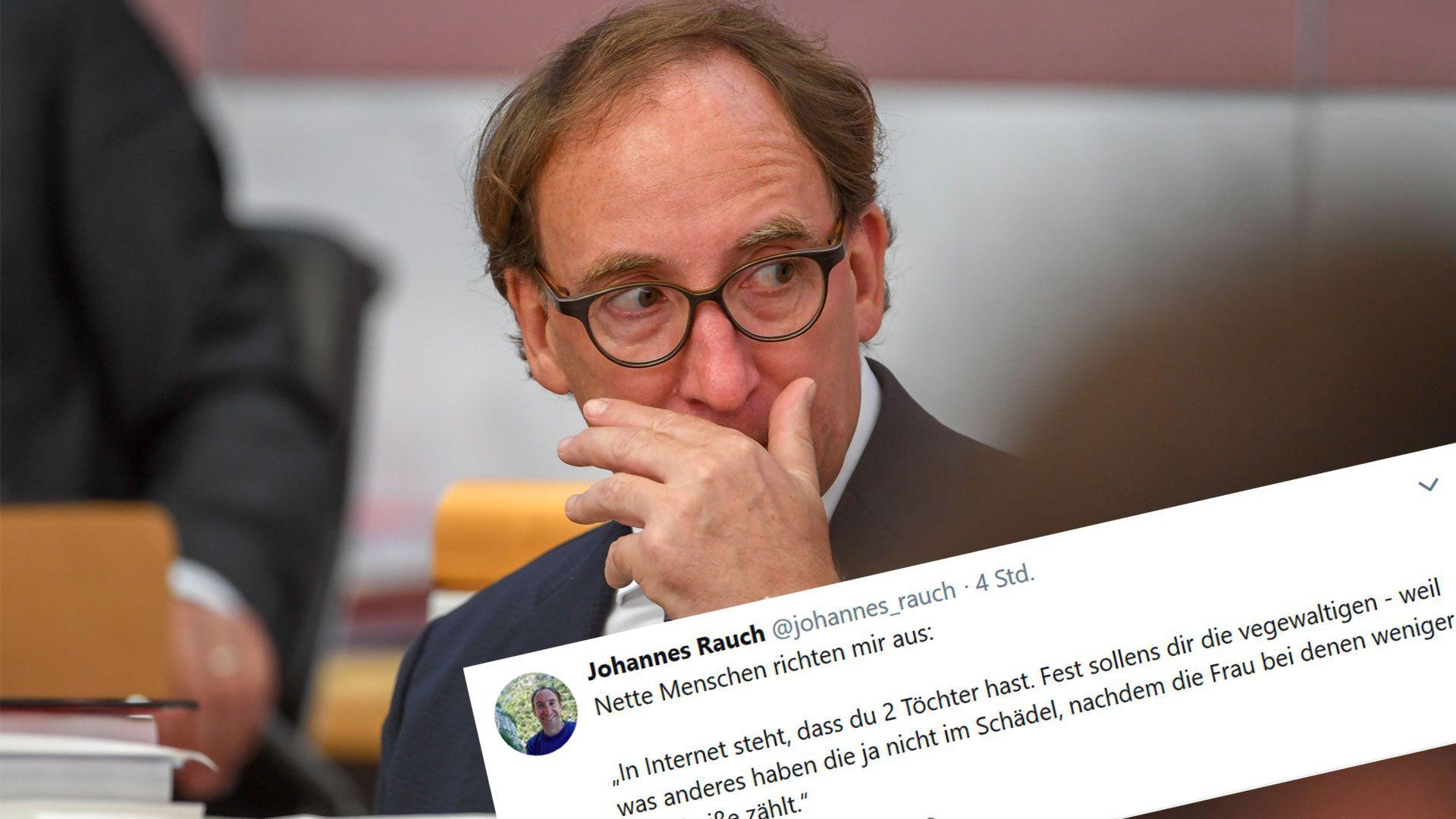 Vorarlberg: Hassposter wünscht Rauch-Töchtern Vergewaltigung