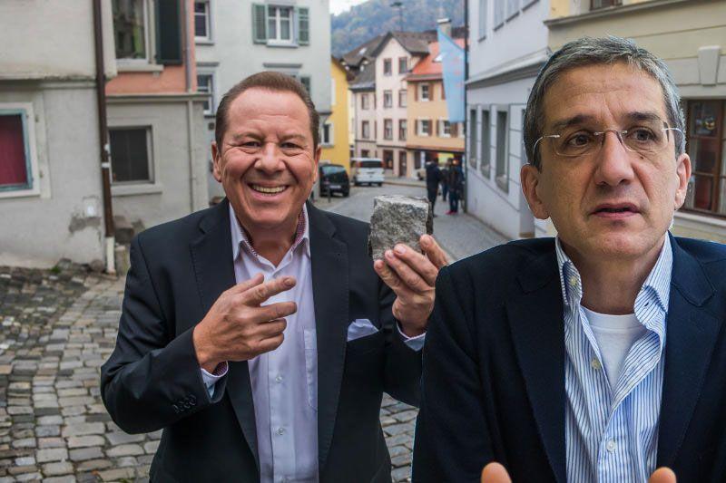 Landesvolksanwalt verteidigt Entfernung von Pflastersteinen in Bregenz