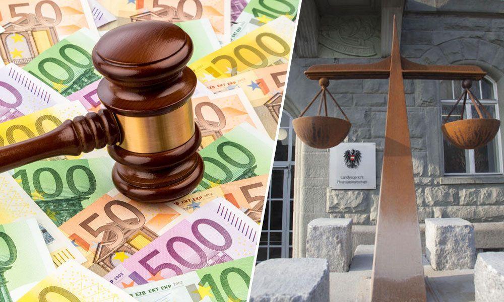 Vorarlberg: Betrüger gaukelte Spendenaktion vor – 18 Monate Haft