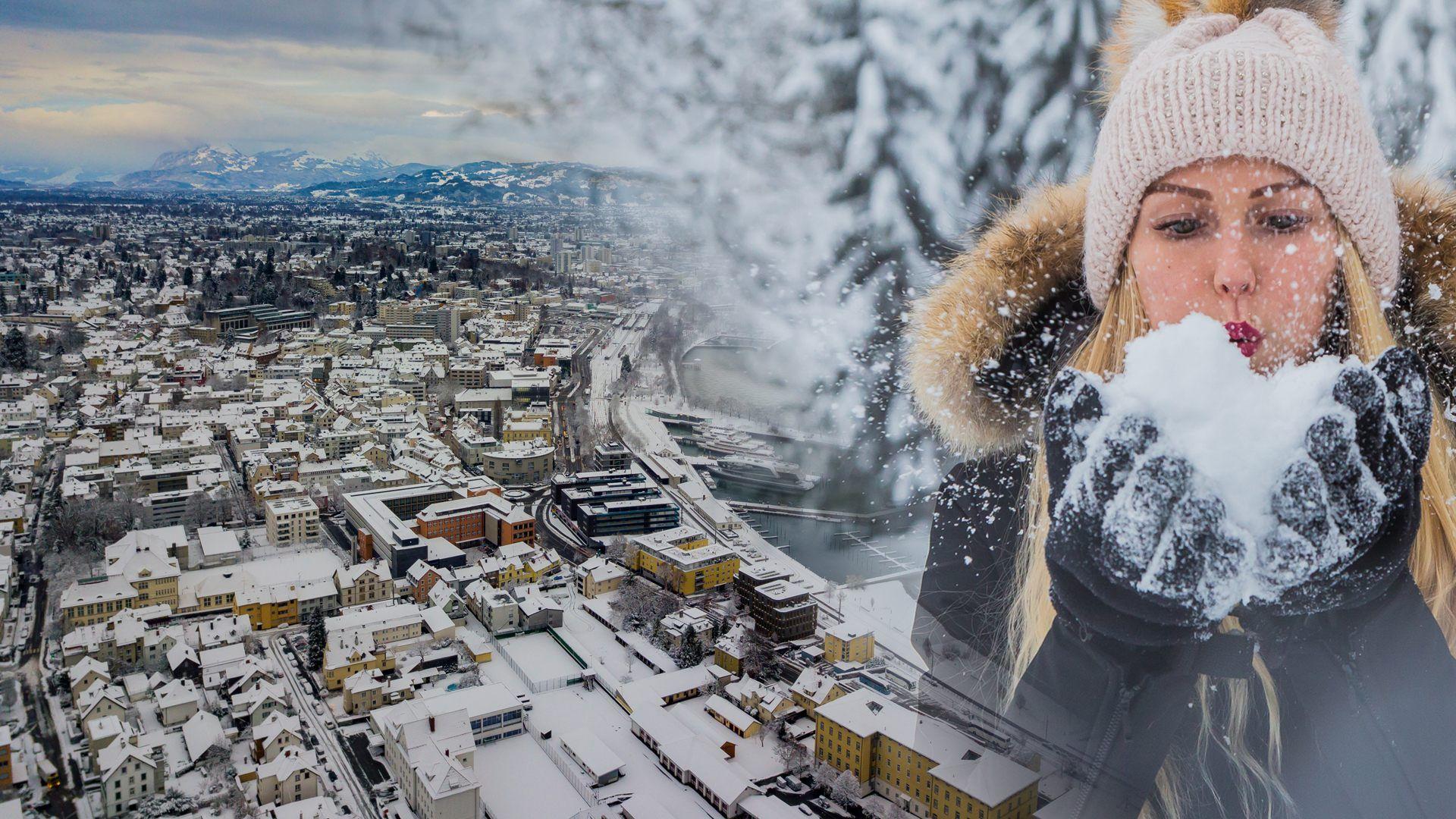 Gibt es heuer weiße Weihnachten in Vorarlberg? - Bregenz | VOL.AT