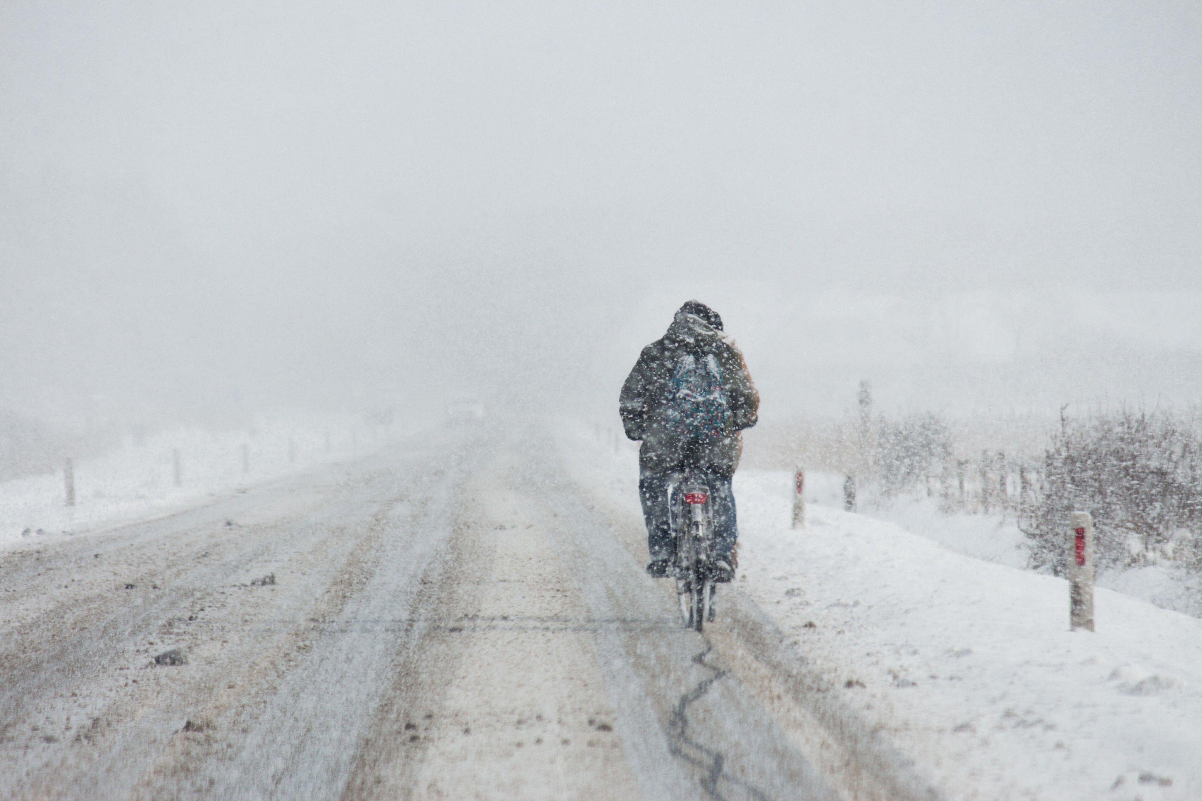 """Vorarlberg: """"Fit durch den Winter radeln"""" mit dem Winter Radius"""