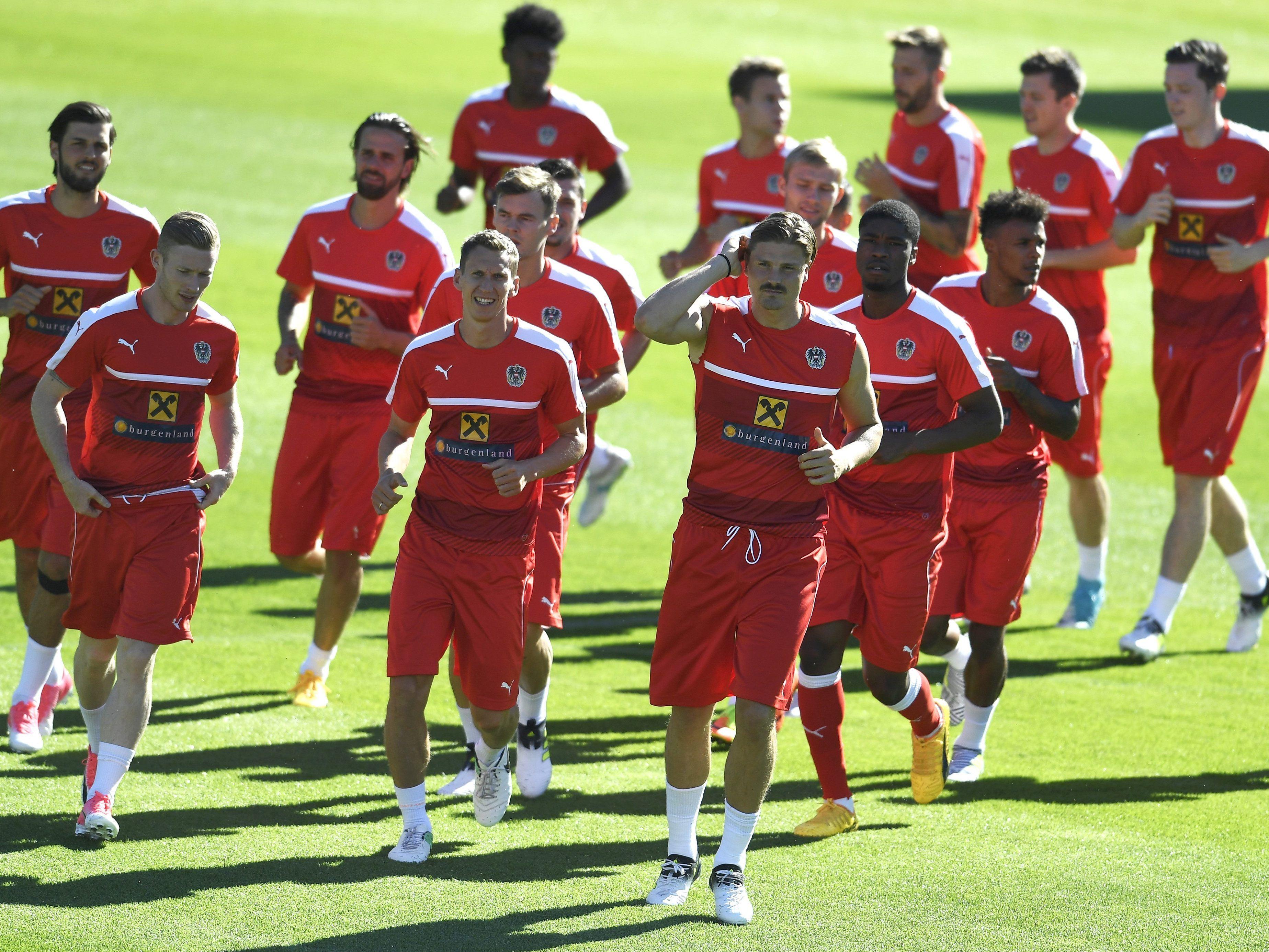 Fussball Em 2020 Osterreich In Gruppe G Mit Machbaren