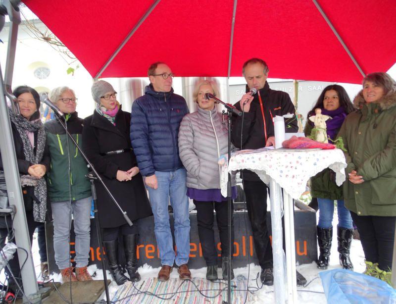 Vorarlberg: LR Rauch reicht Demo-Forderungen an ÖVP weiter