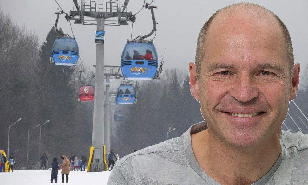 Marc Girardelli Besitzer des bulgarischen Skigebiets Bansko