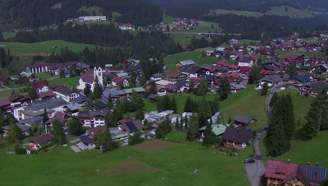 Vorarlberg: Hotel in Riezlern evakuiert
