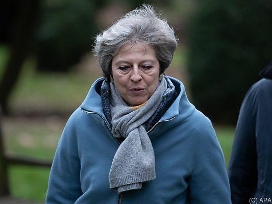 Sieben mögliche Szenarien, wenn das britische Parlament Brexit-Deal ablehnt