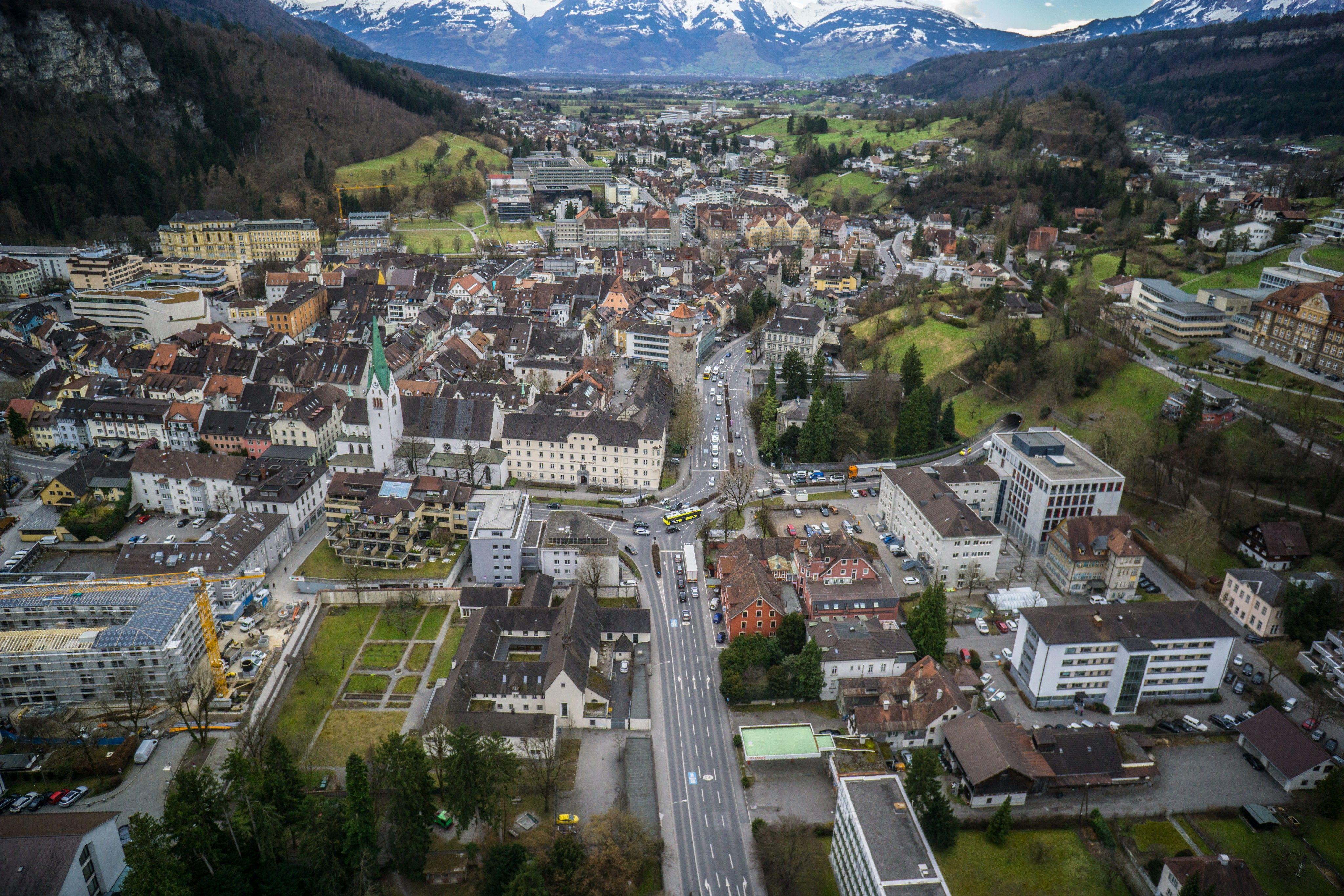 Vorarlberg: Massenschlägerei in Feldkirch - Vier Festnahmen