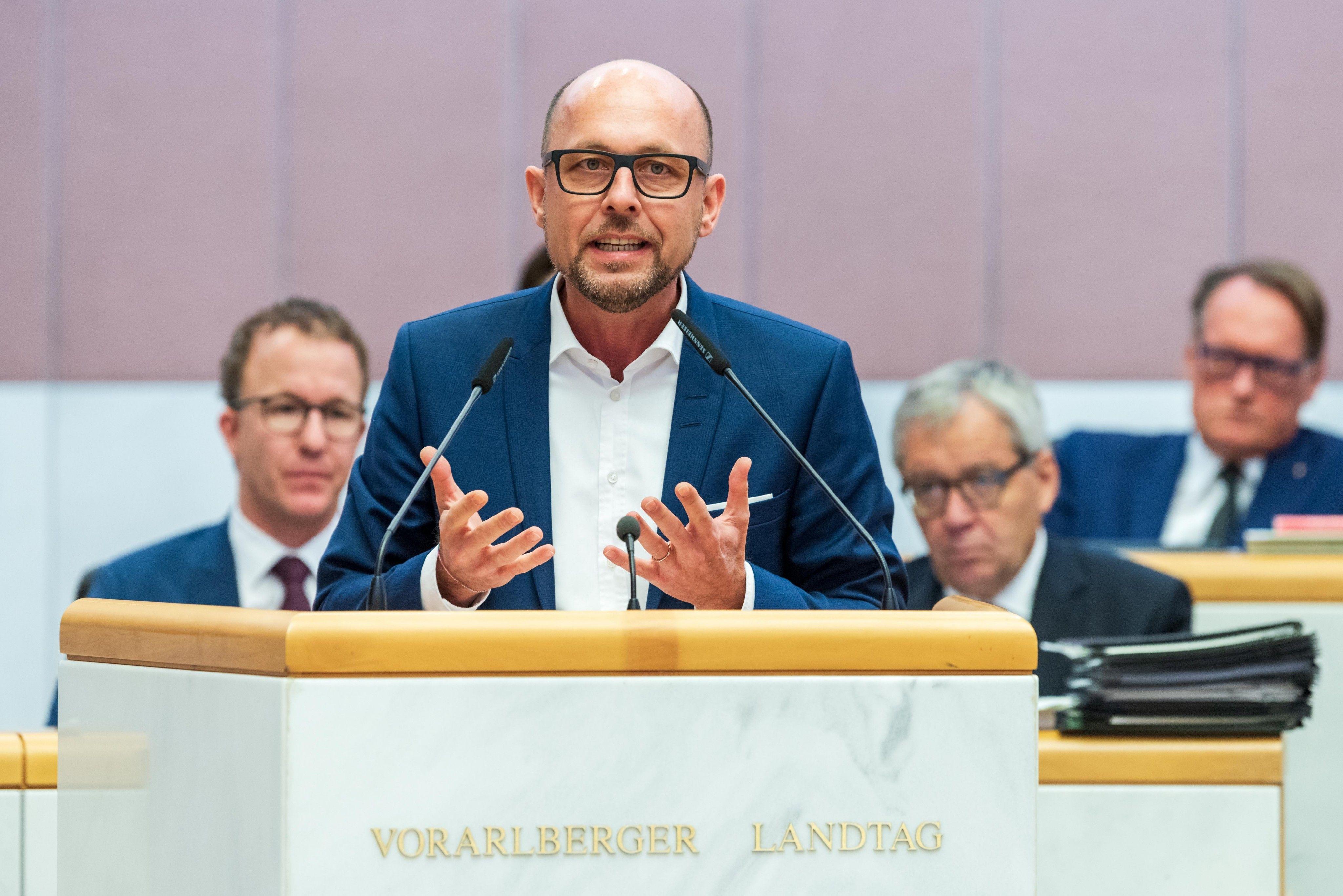 SPÖ Vorarlberg fordert Integra-Vorfälle im Kontrollausschuss aufzuklären