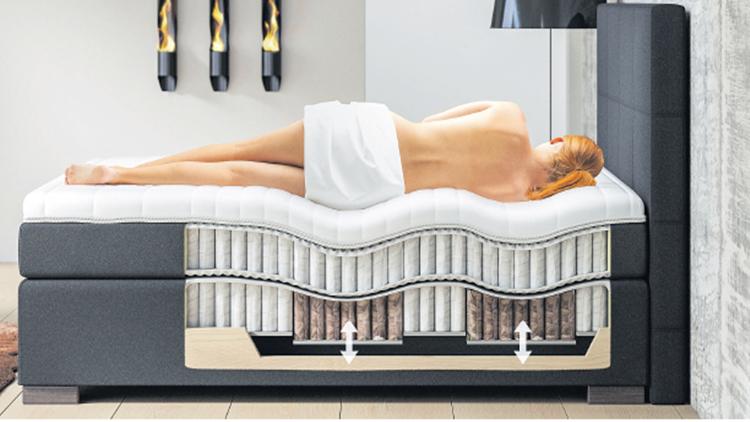 Schlafen wie im Luxushotel