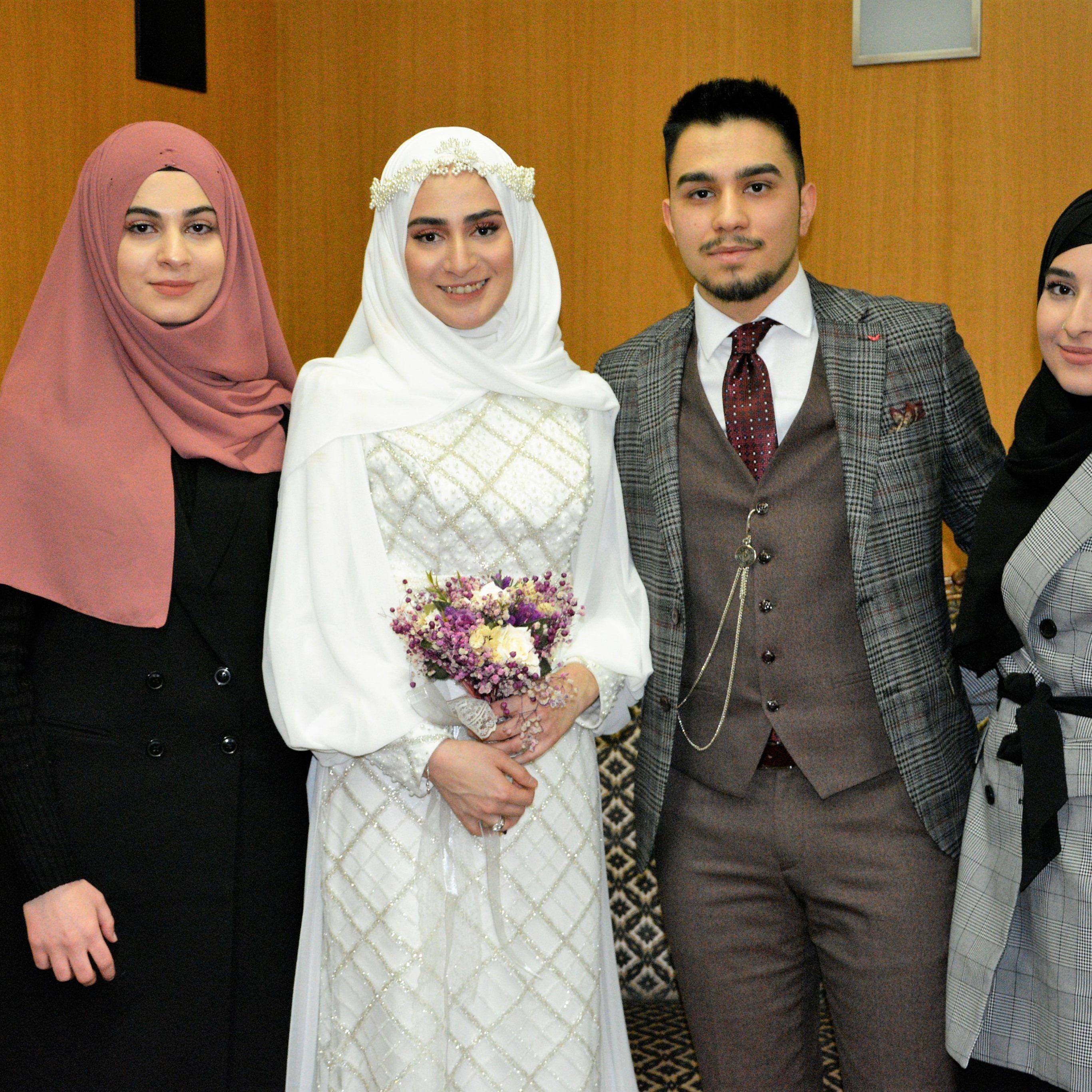 Hochzeiten Vol At