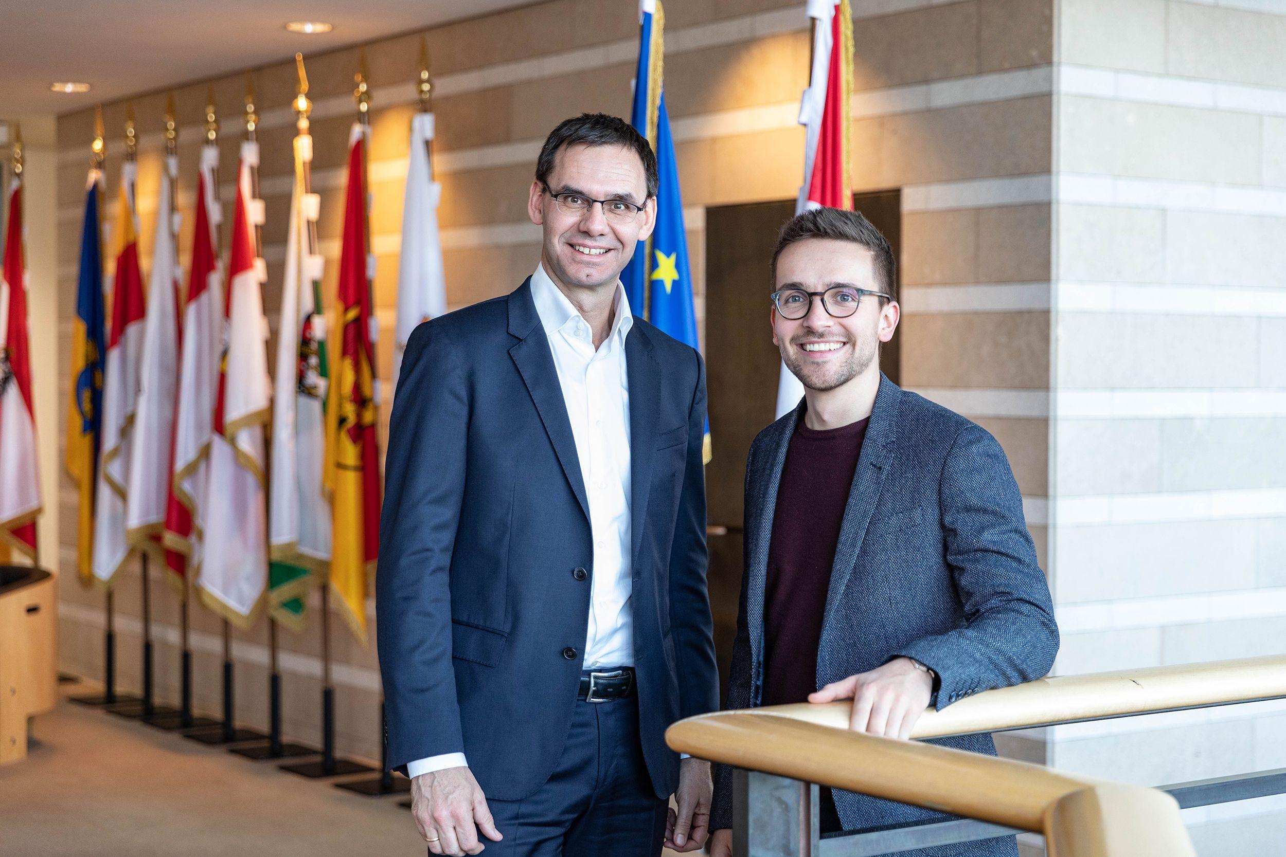 Lustenauer tritt für Vorarlberger Volkspartei und Junge ÖVP an