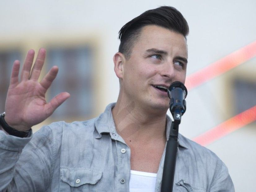 Gabalier is not impressed by the criticism.