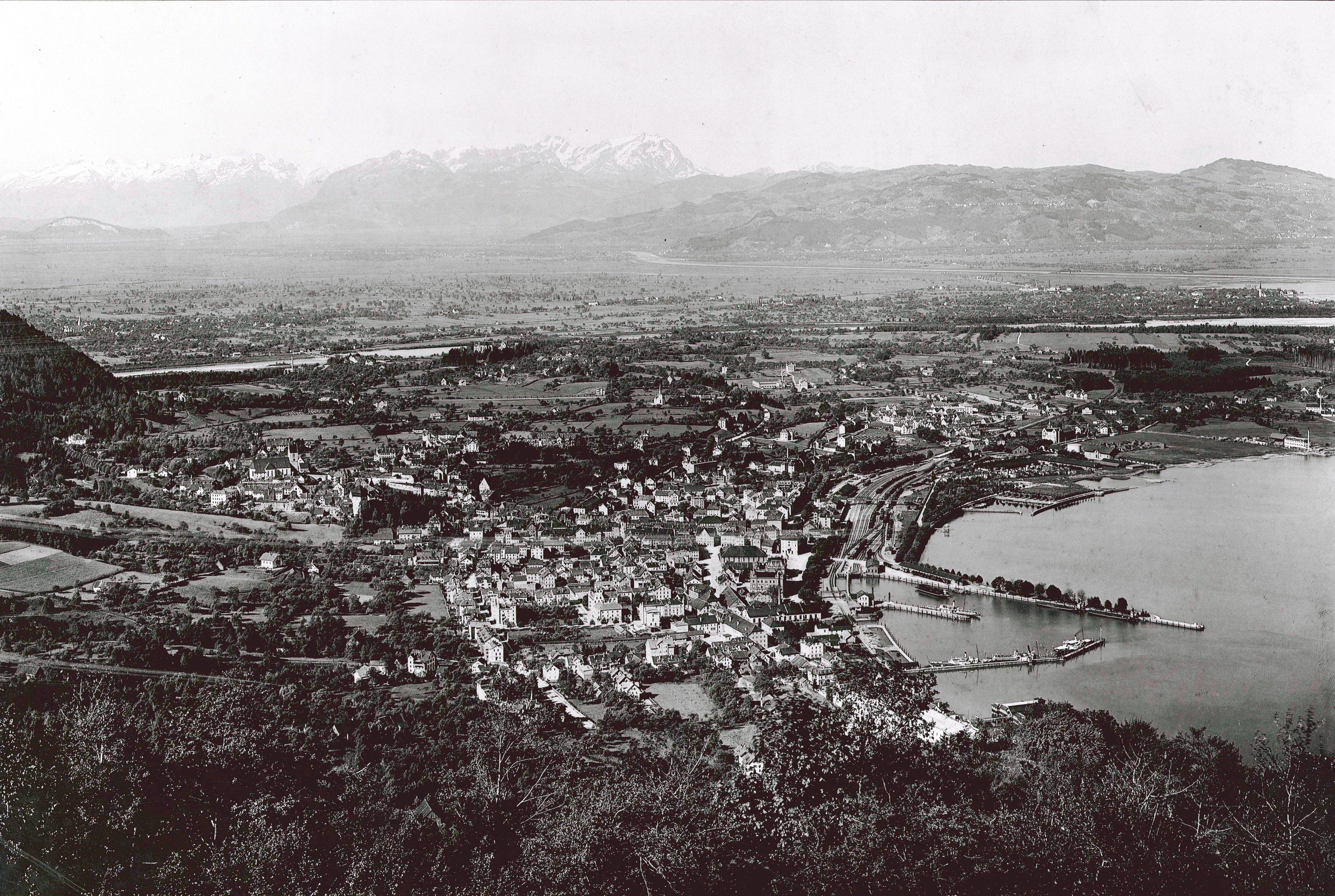 Bregenz feiert 100 Jahre Rieden-Vorkloster