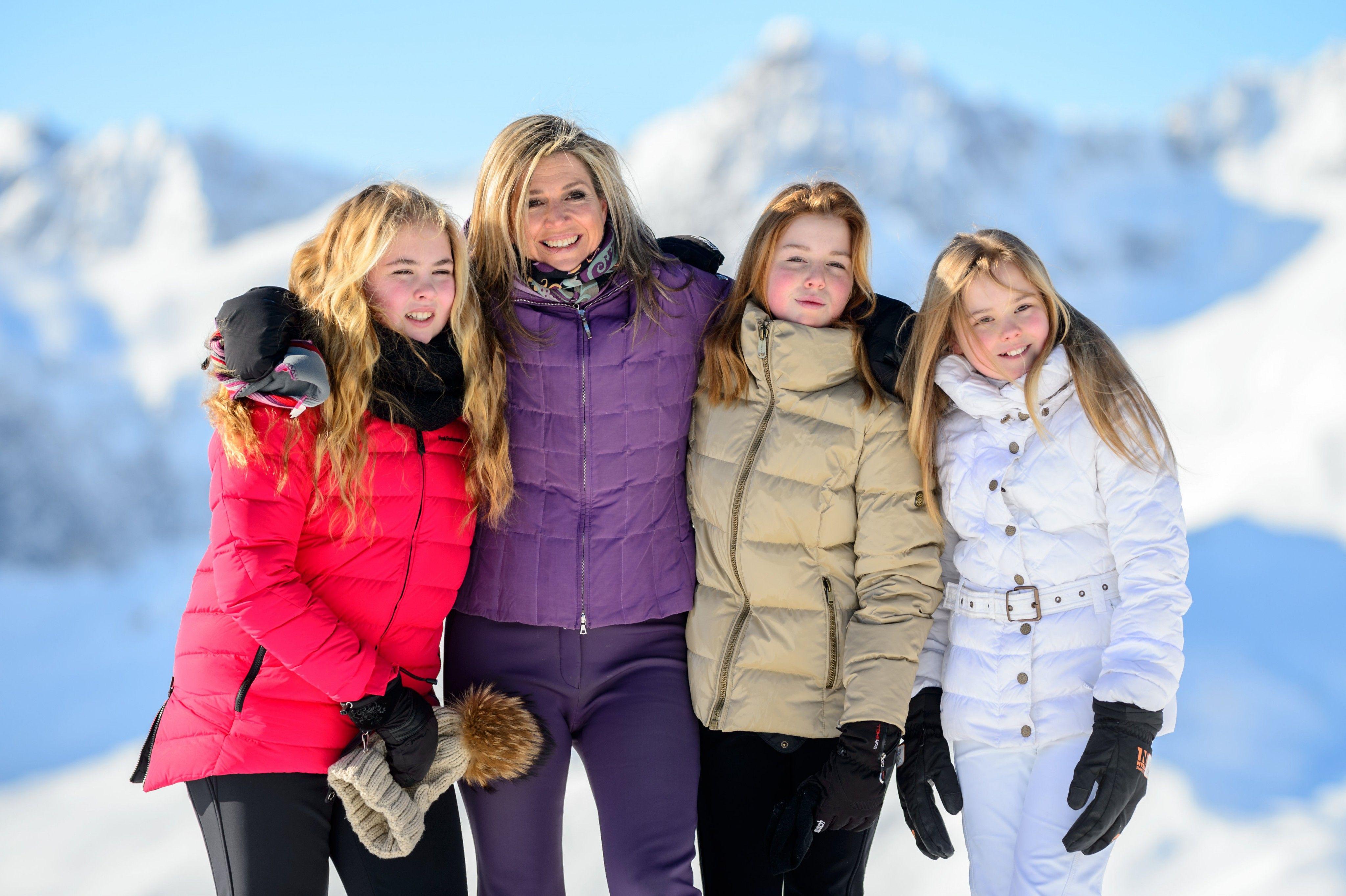 Niederländische Königsfamilie wieder zu Skiferien am Arlberg