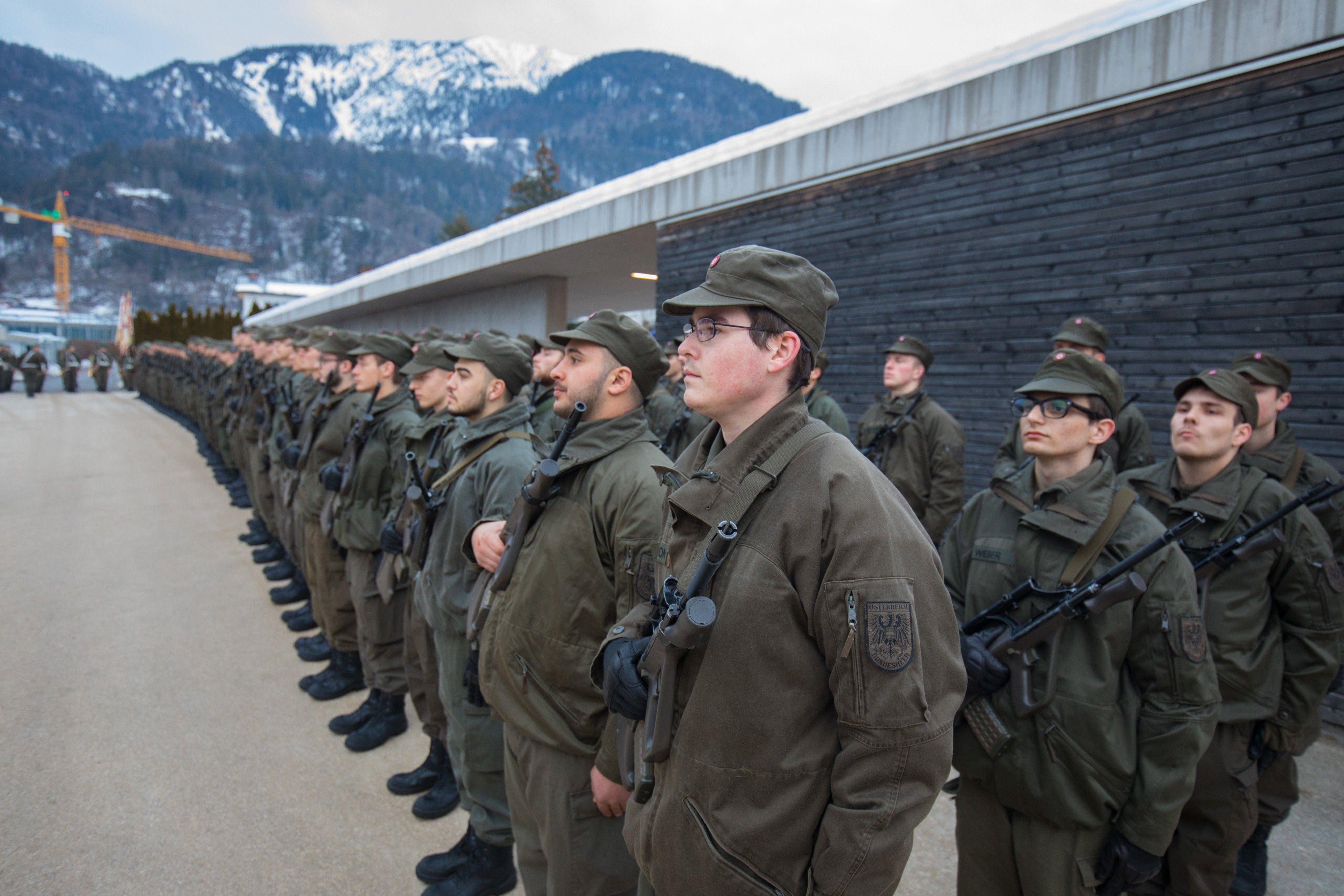 Vorarlberger Jugendliche am gesündesten: Nur 20 Prozent untauglich