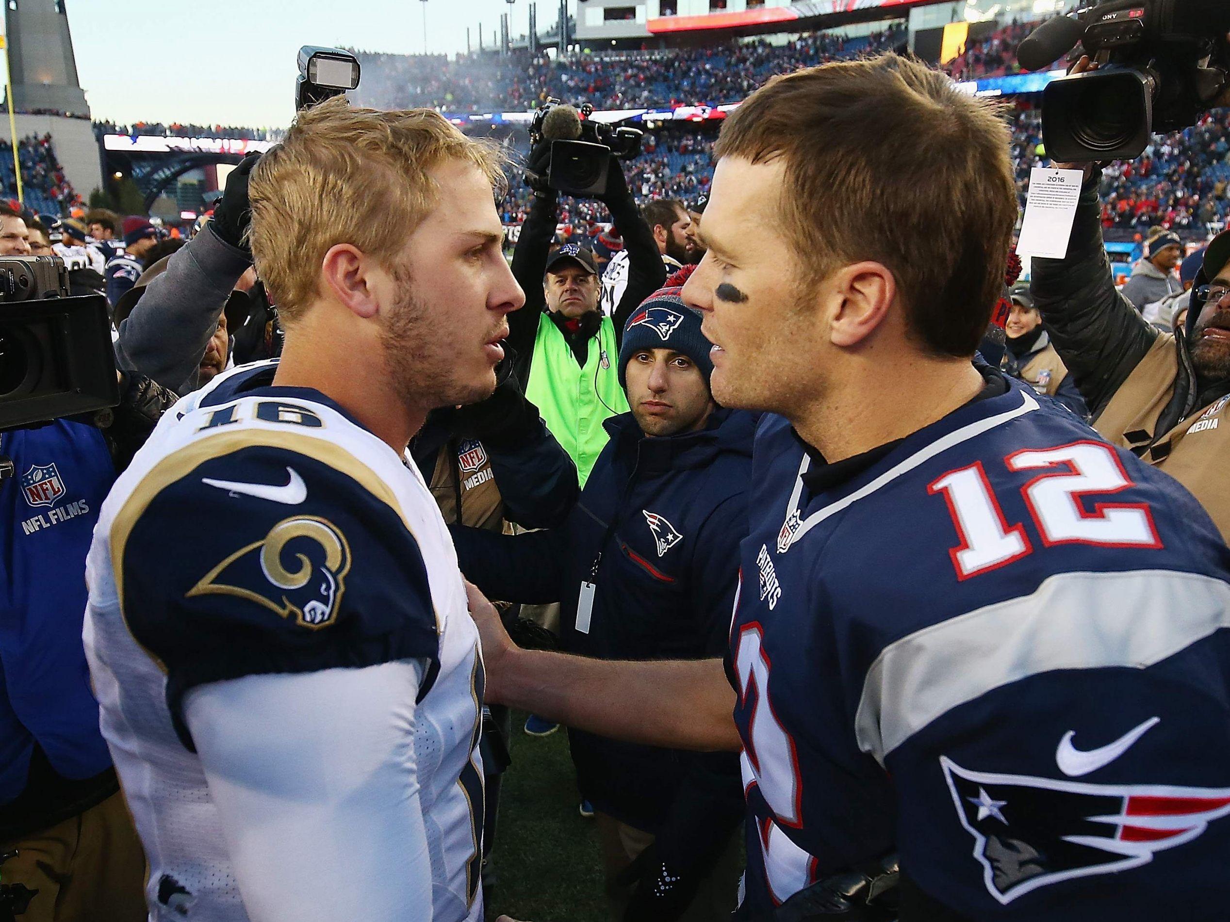 American Football: New England Patriots gewinnen Super Bowl