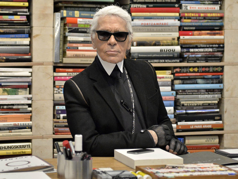 Die Modewelt Trauert Um Karl Lagerfeld Seine Besten Zitate