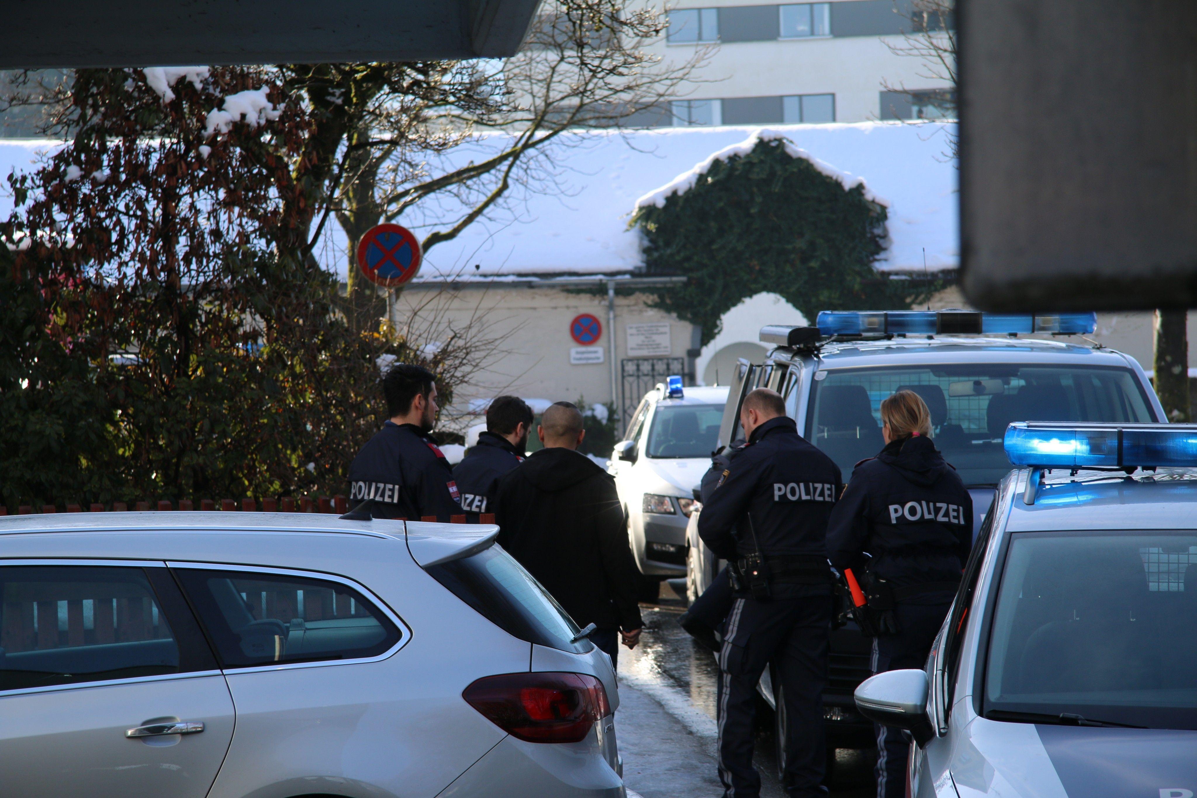 Sicherungshaft - SPÖ fordert Task Force zu Mord in Dornbirn