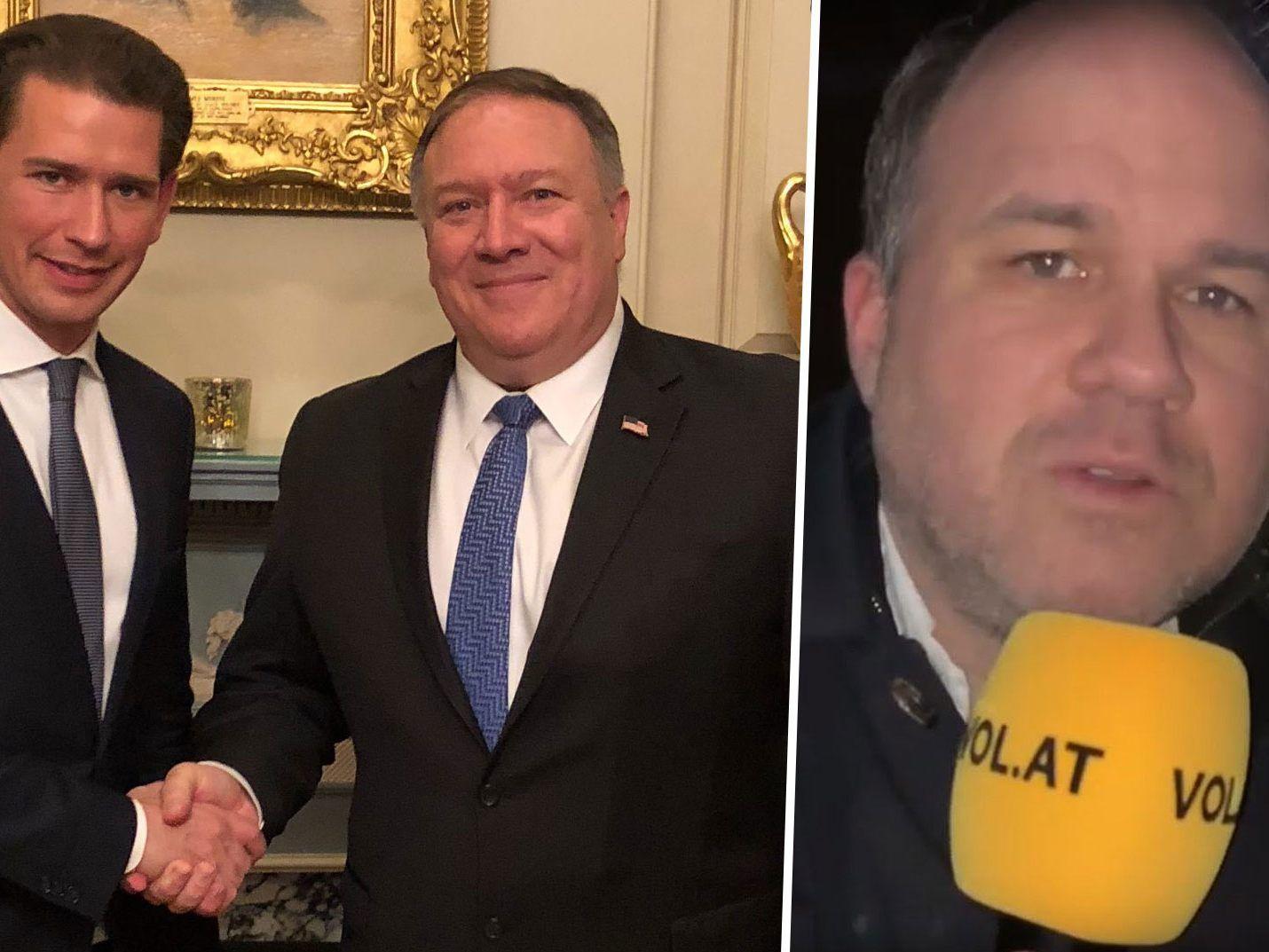 Streit um Autozölle: Trump empfängt Kurz - USA an Deal mit EU interessiert