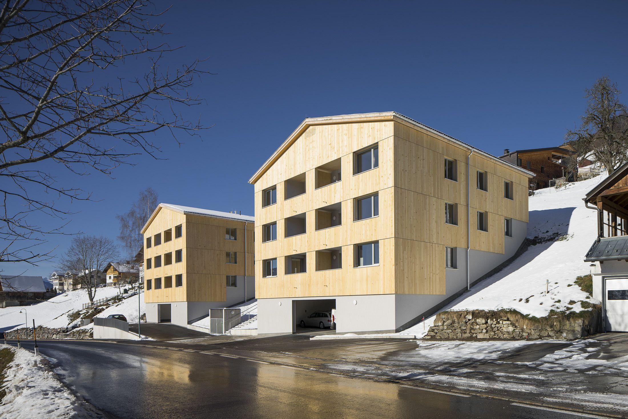 Vorarlberg: Vogewosi investiert 32,9 Mio. Euro in Neubauten