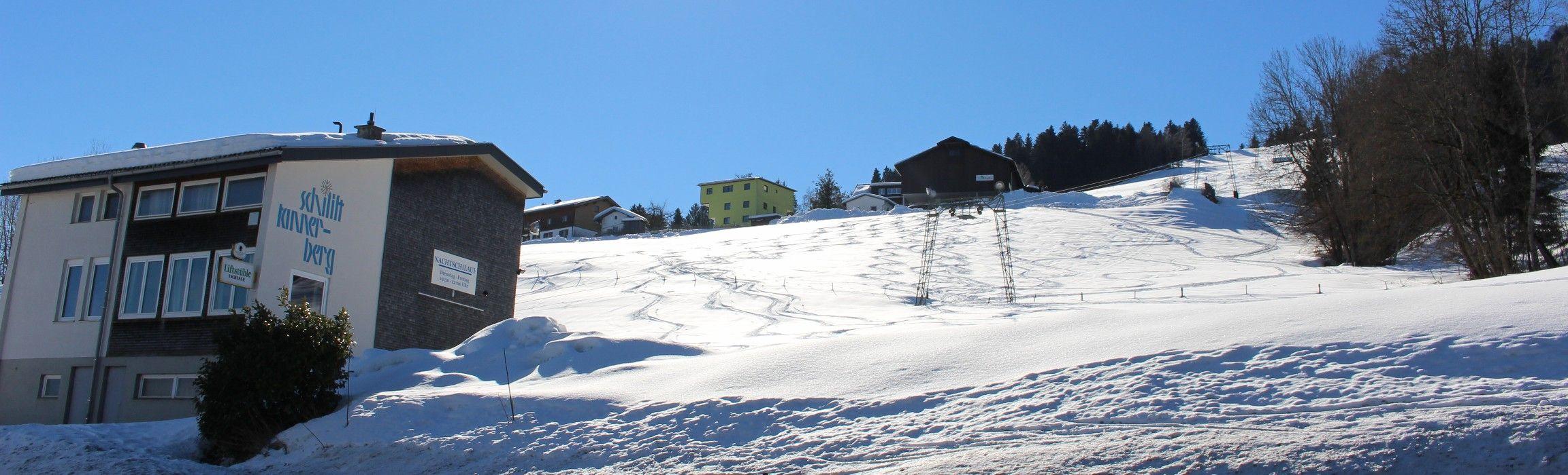 Guter Winter: Alberschwende bereut Einstellung des Skiliftbetriebs